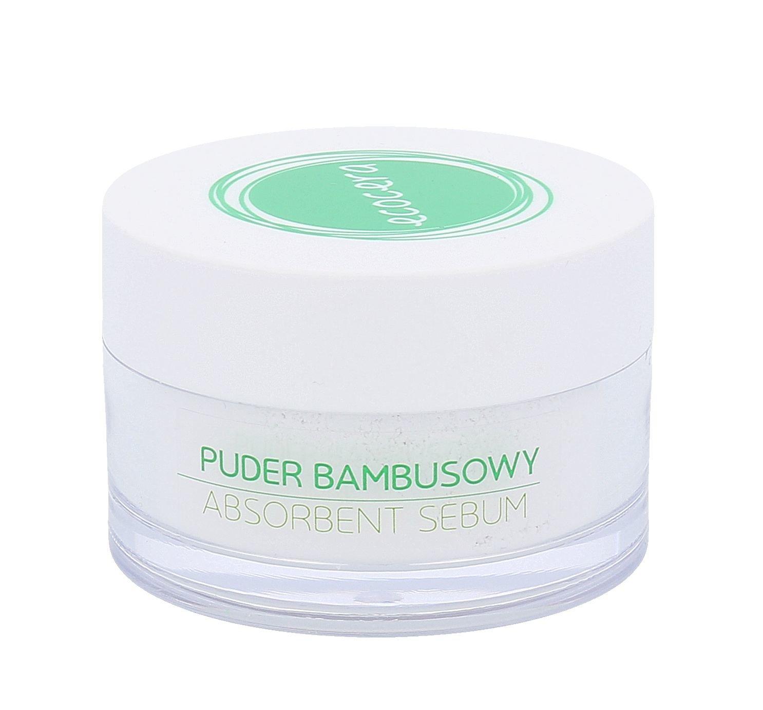 Ecocera Bamboo Powder 8ml  Absorbent Sebum