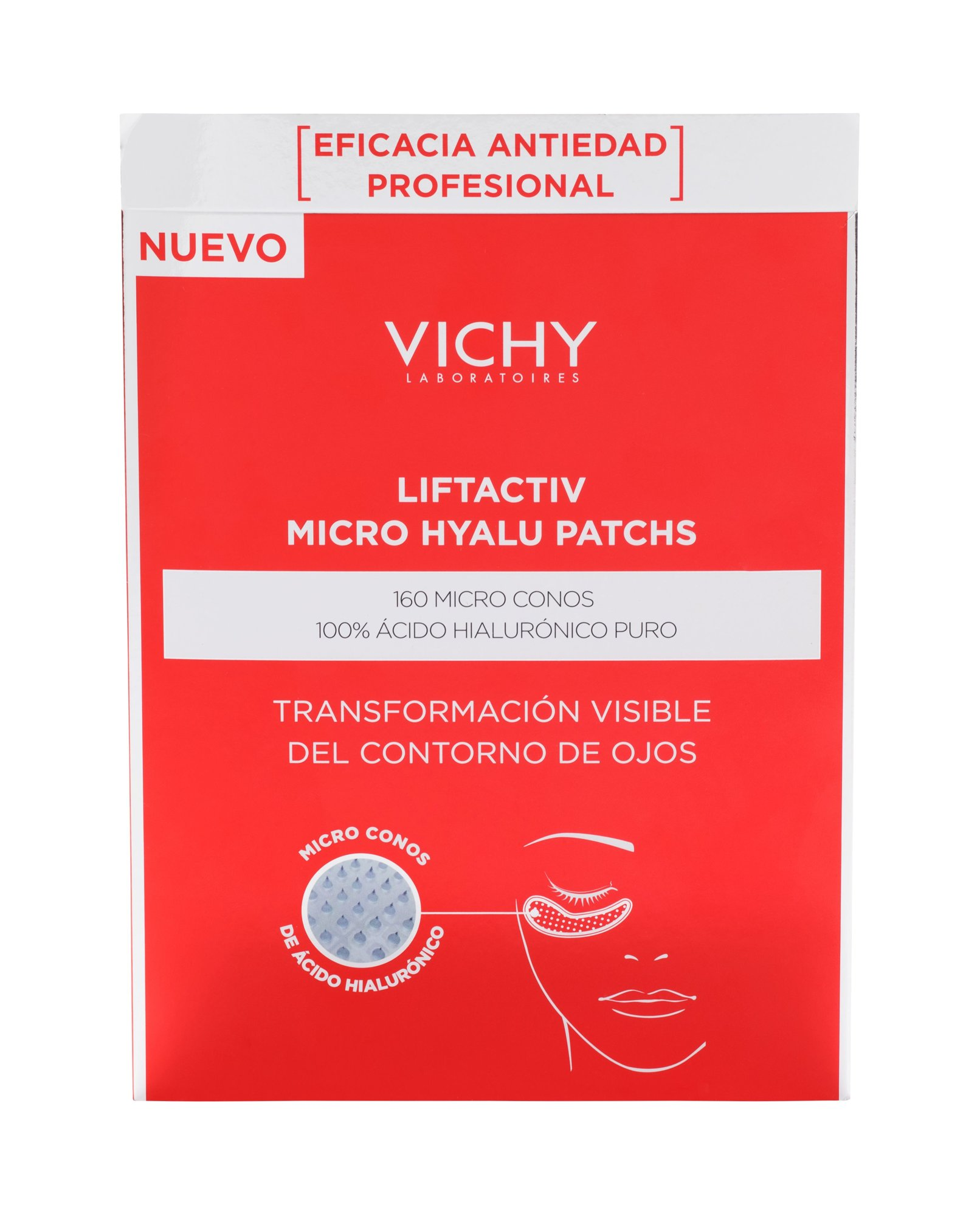 Vichy Liftactiv Face Mask 2ml