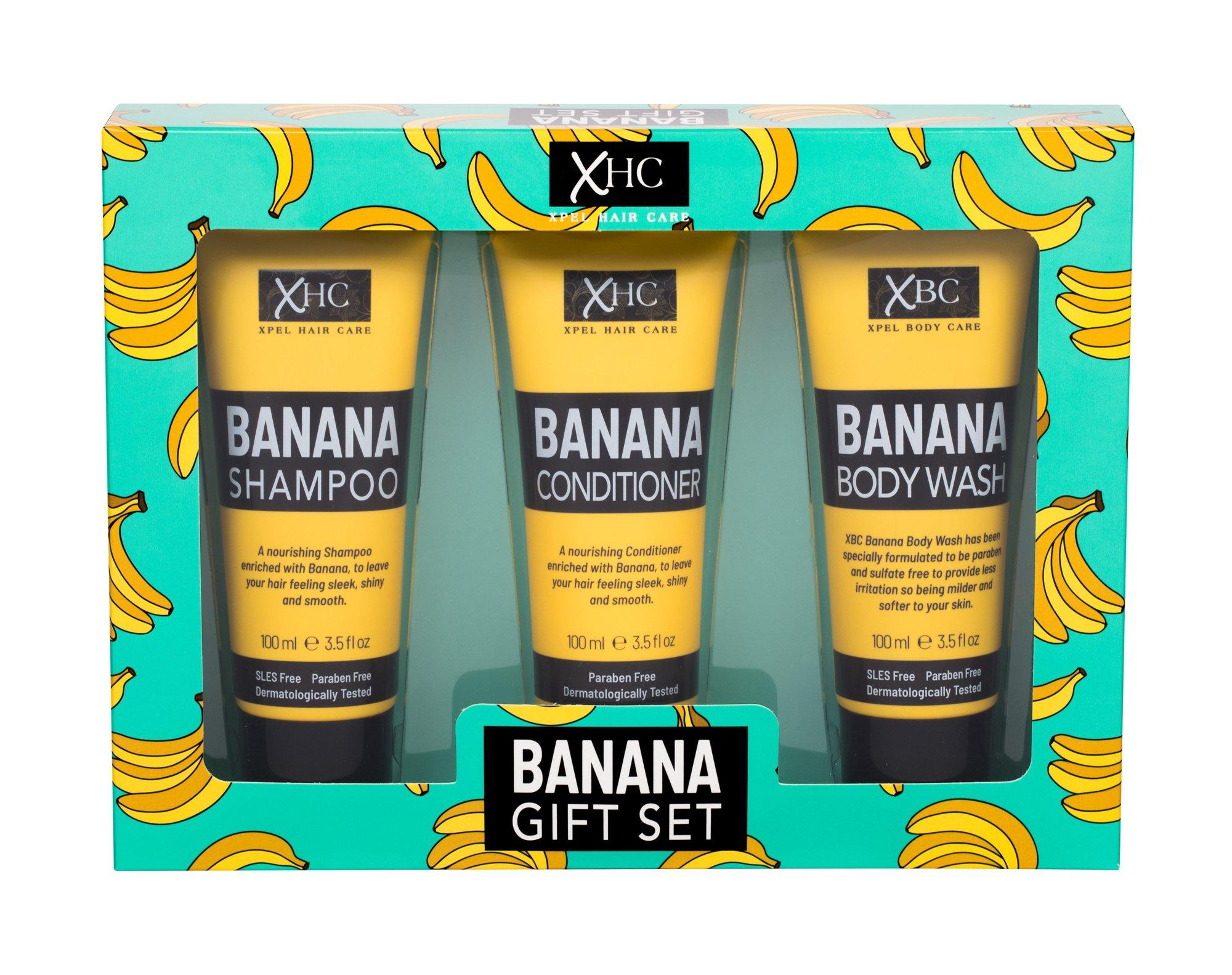 Xpel Banana Shampoo 100ml