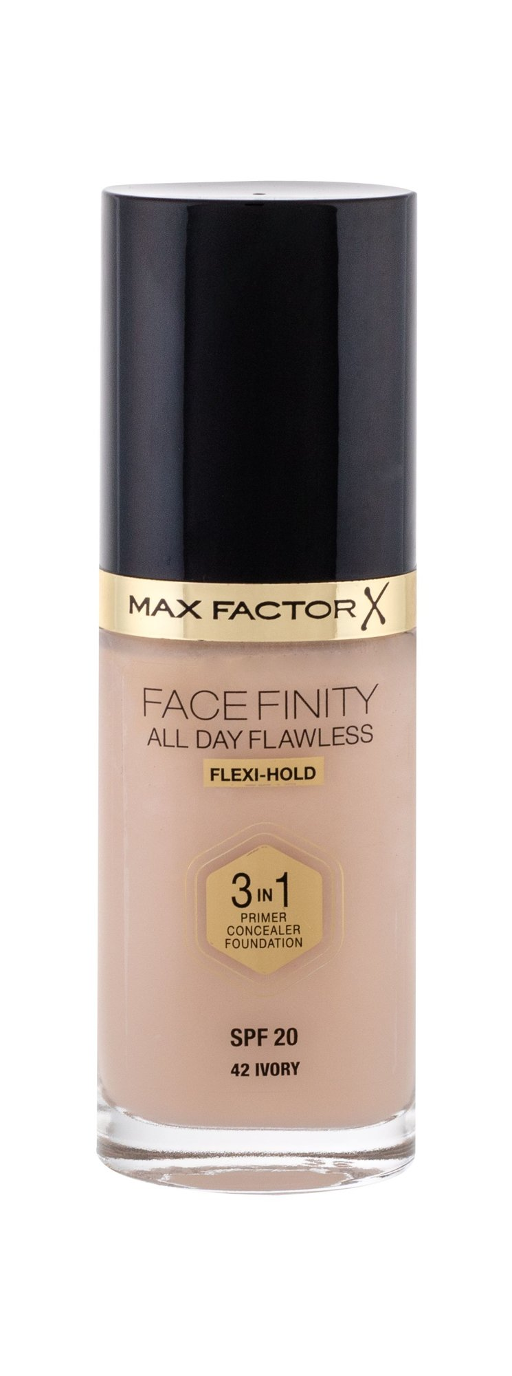 Max Factor Facefinity Makeup 30ml 42 Ivory
