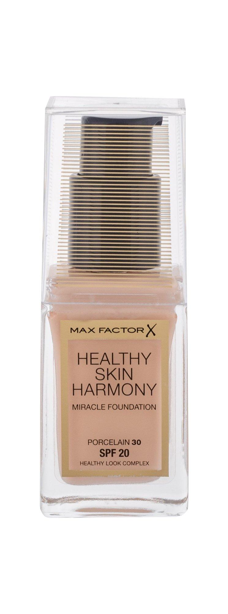 Max Factor Healthy Skin Harmony Makeup 30ml 30 Porcelain