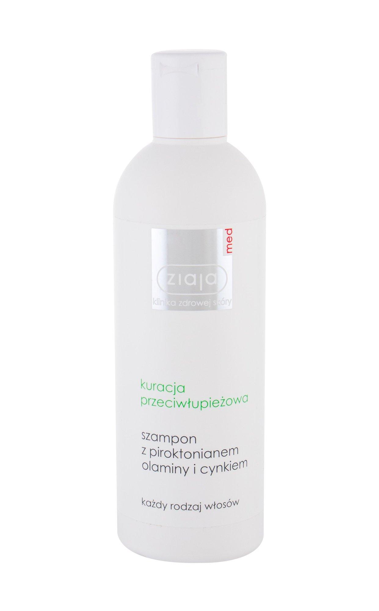 Ziaja Med Hair Treatment Shampoo 300ml  Anti Dandruff