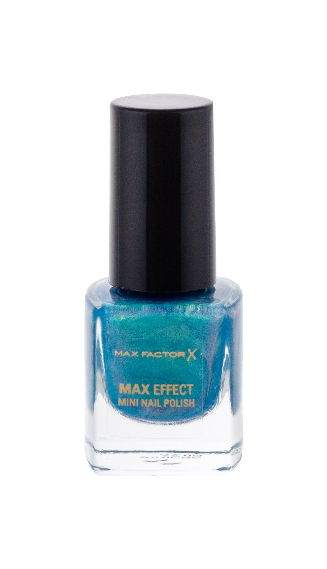 Max Factor Max Effect Nail Polish 4,5ml 14 Dazzling Blue