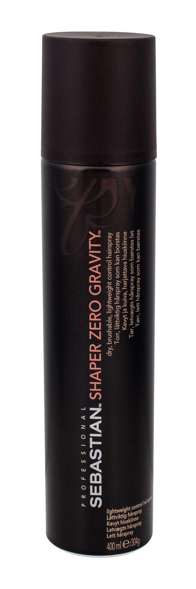 Sebastian Professional Shaper Zero Gravity Hair Spray 400ml