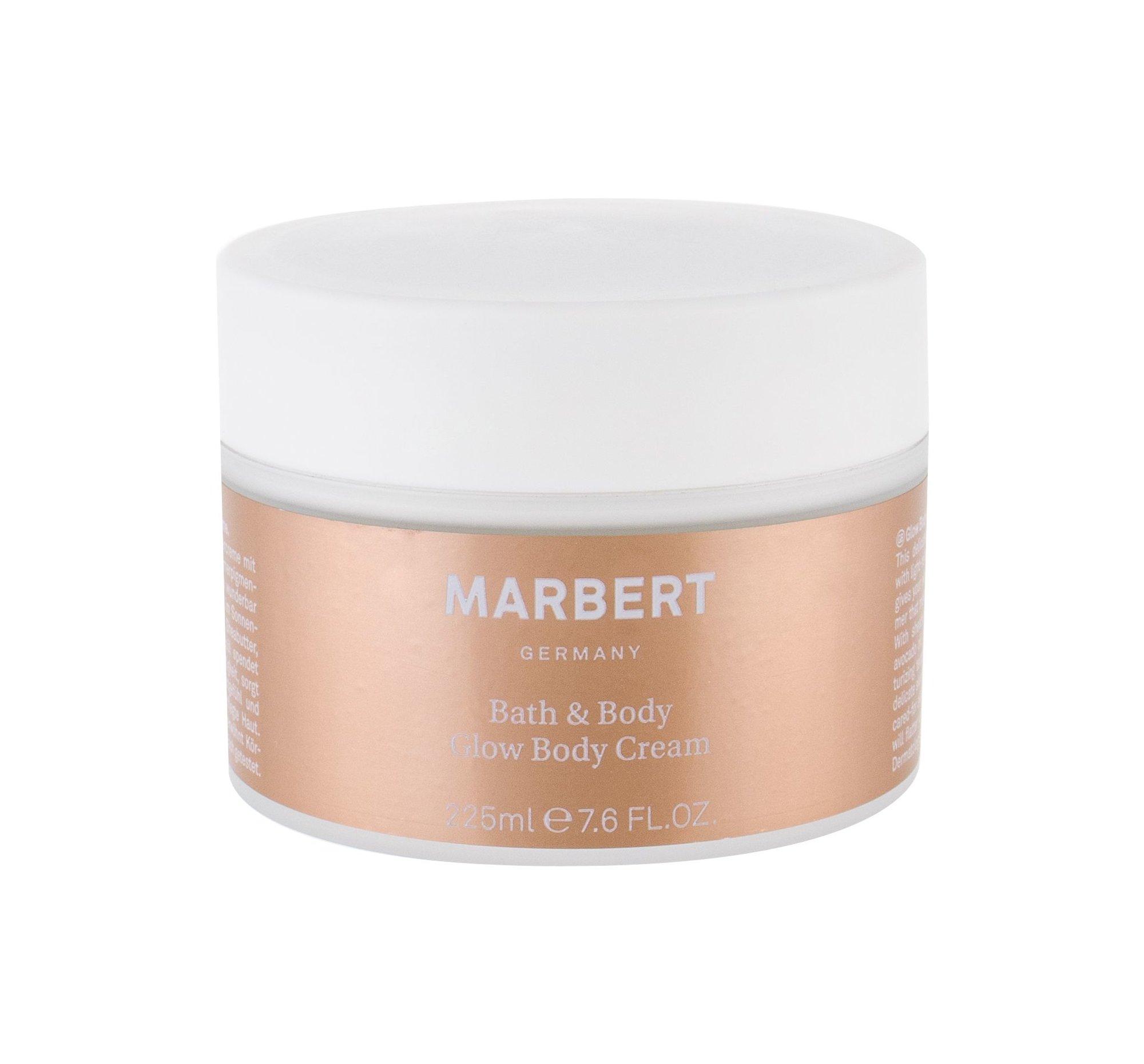 Marbert Bath & Body Glow Body Cream 225ml