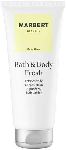 Marbert Bath & Body Fresh Cosmetic 200ml