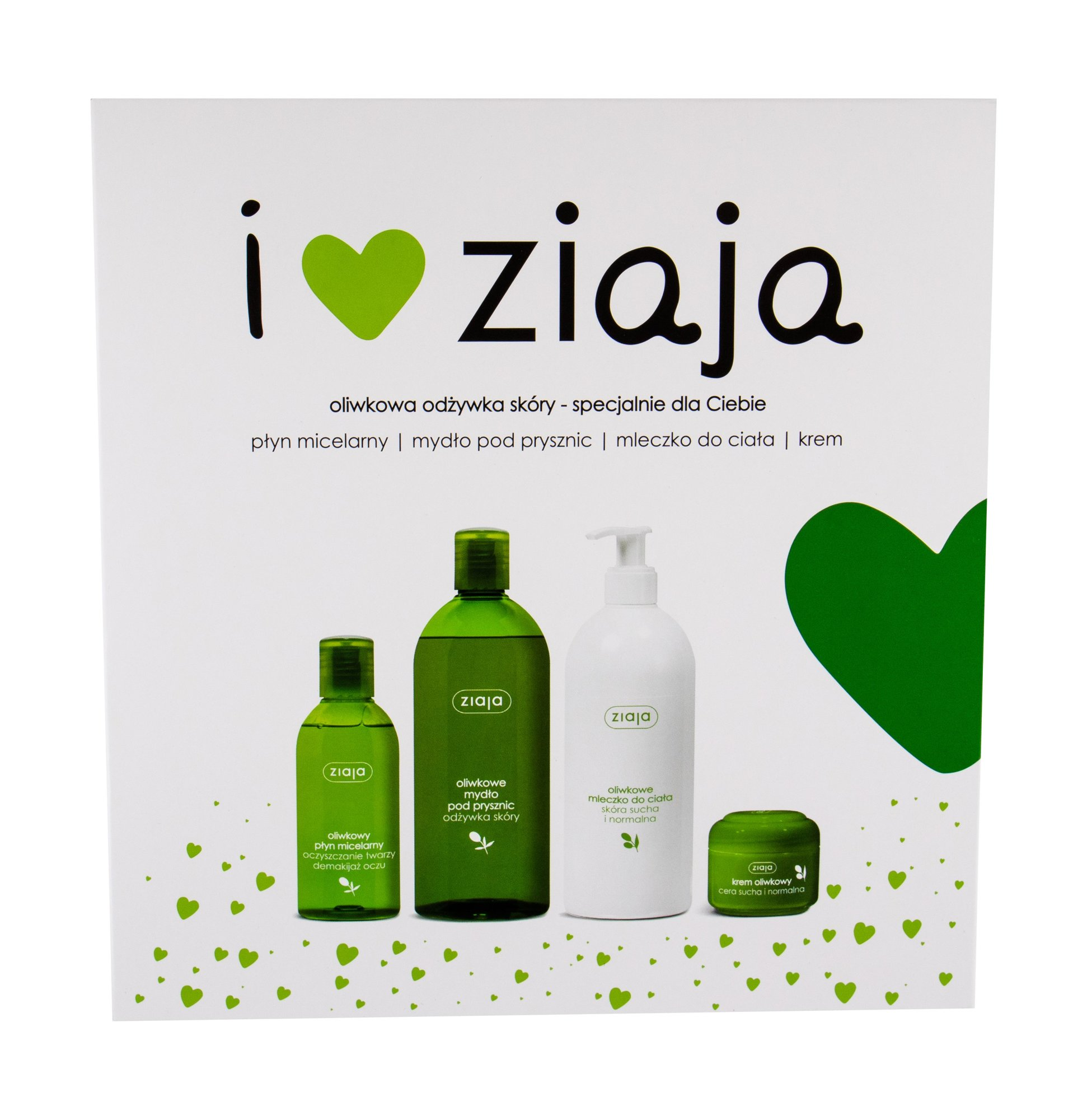 Ziaja Natural Olive Shower Gel 500ml