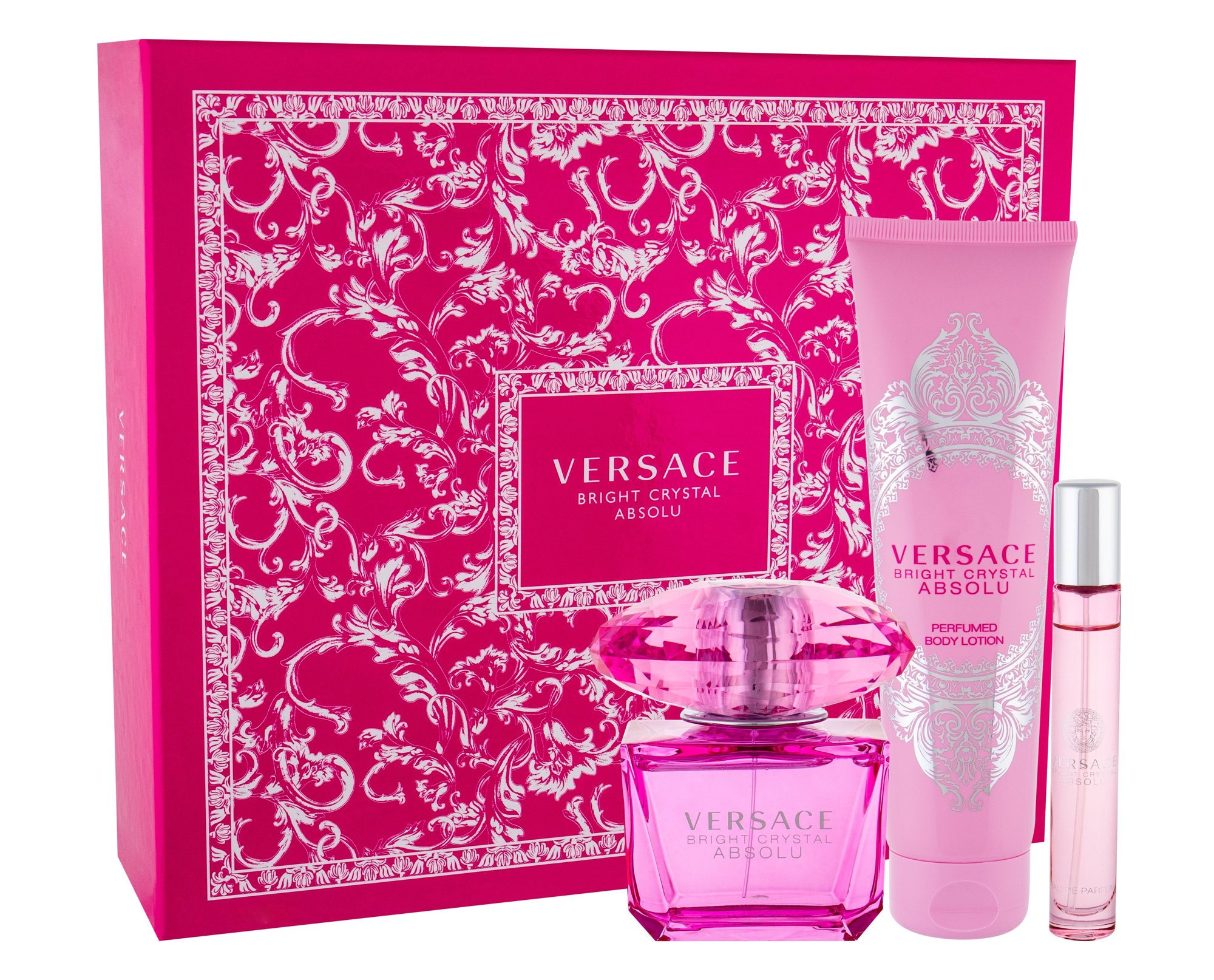 Versace Bright Crystal Eau de Parfum 90ml