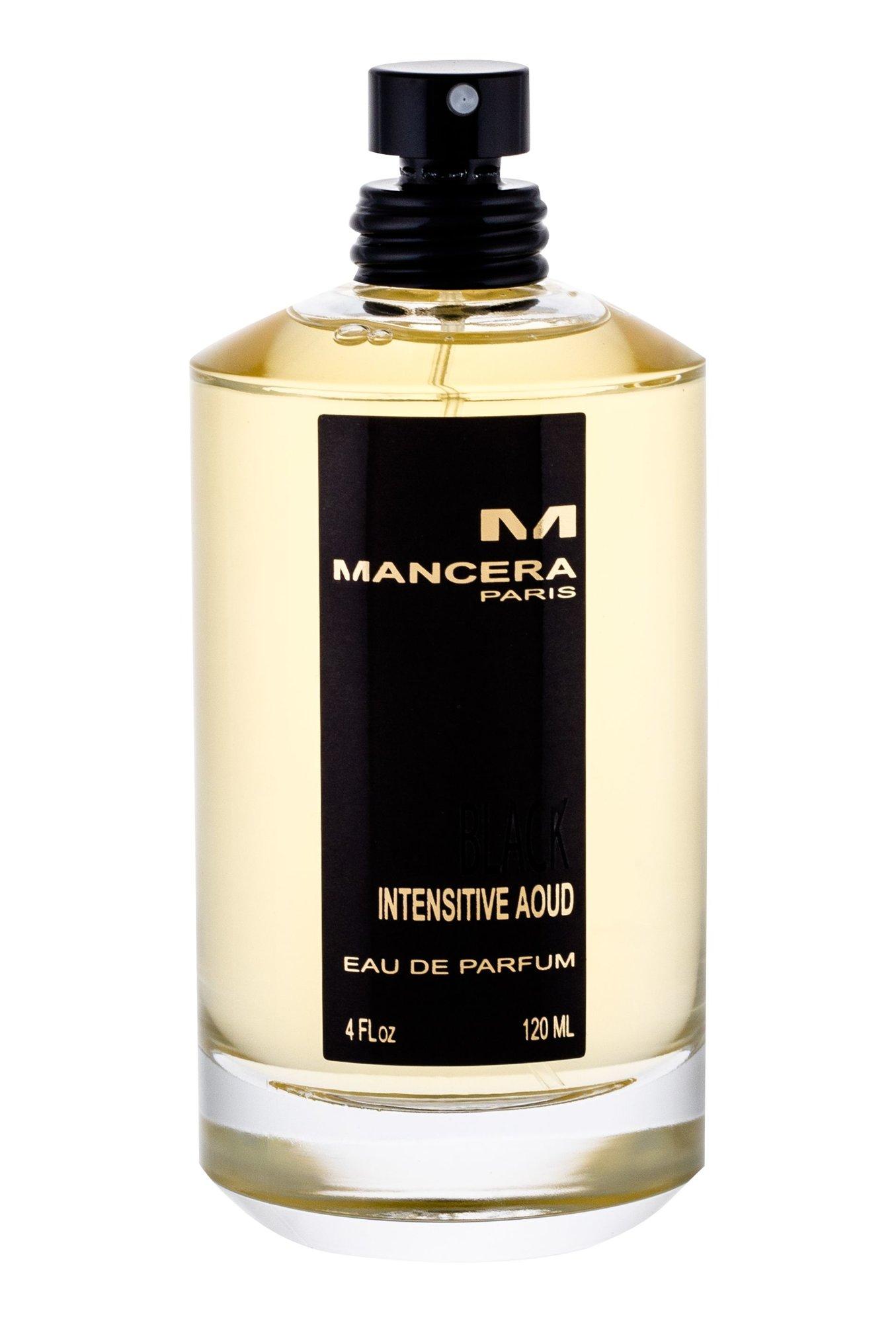 MANCERA Voyage en Arabie Black Intensitive Aoud Eau de Parfum 120ml