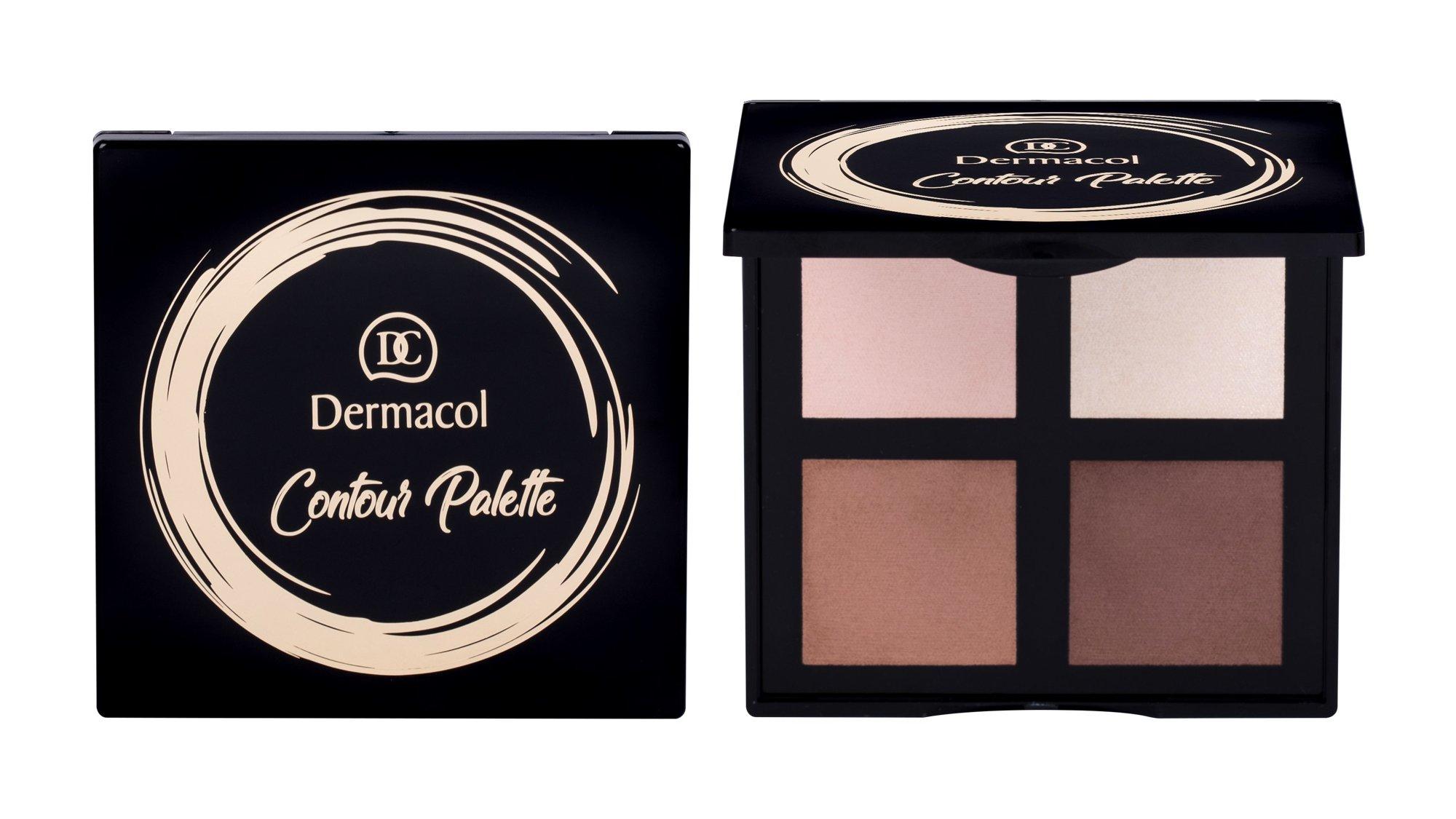 Dermacol Contour Palette Powder 12ml 1