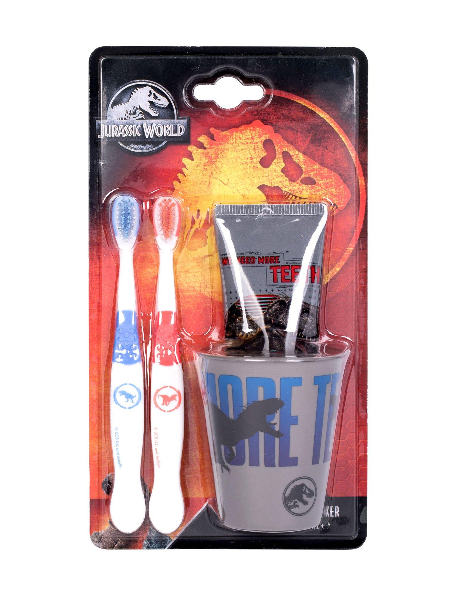 Universal Jurassic World Toothbrush 2ml