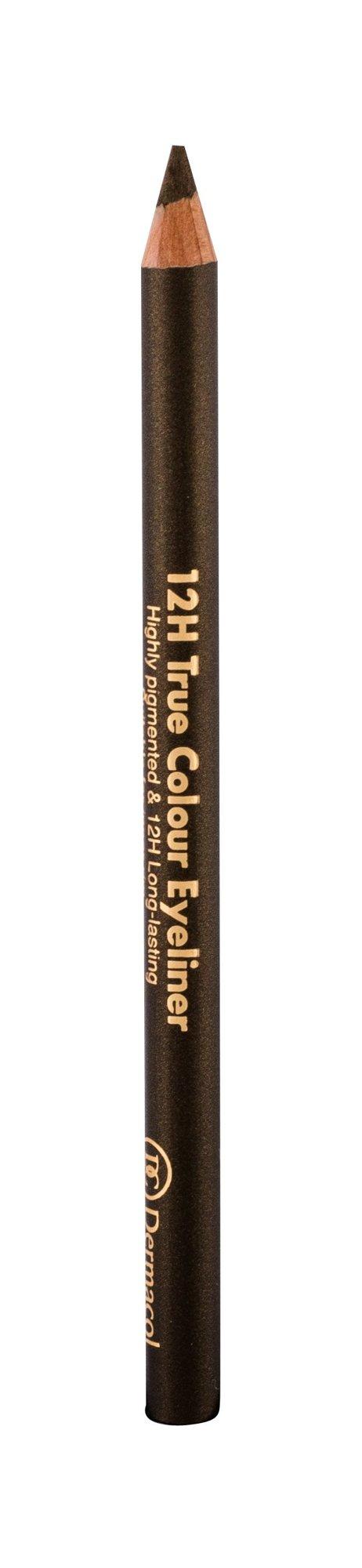 Dermacol 12H True Colour Eye Pencil 0,28ml 9 Army Green