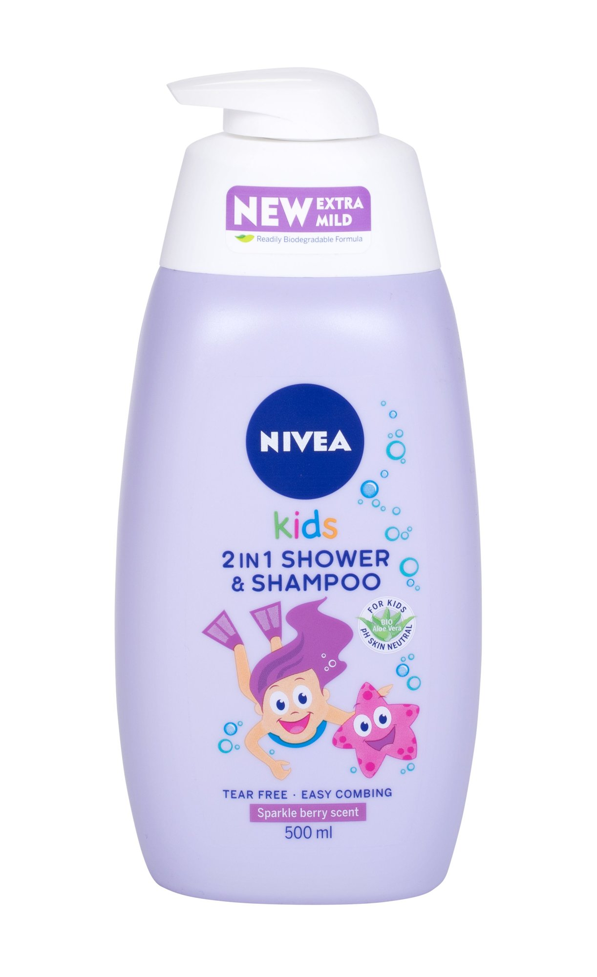 Nivea Kids Shower Gel 500ml