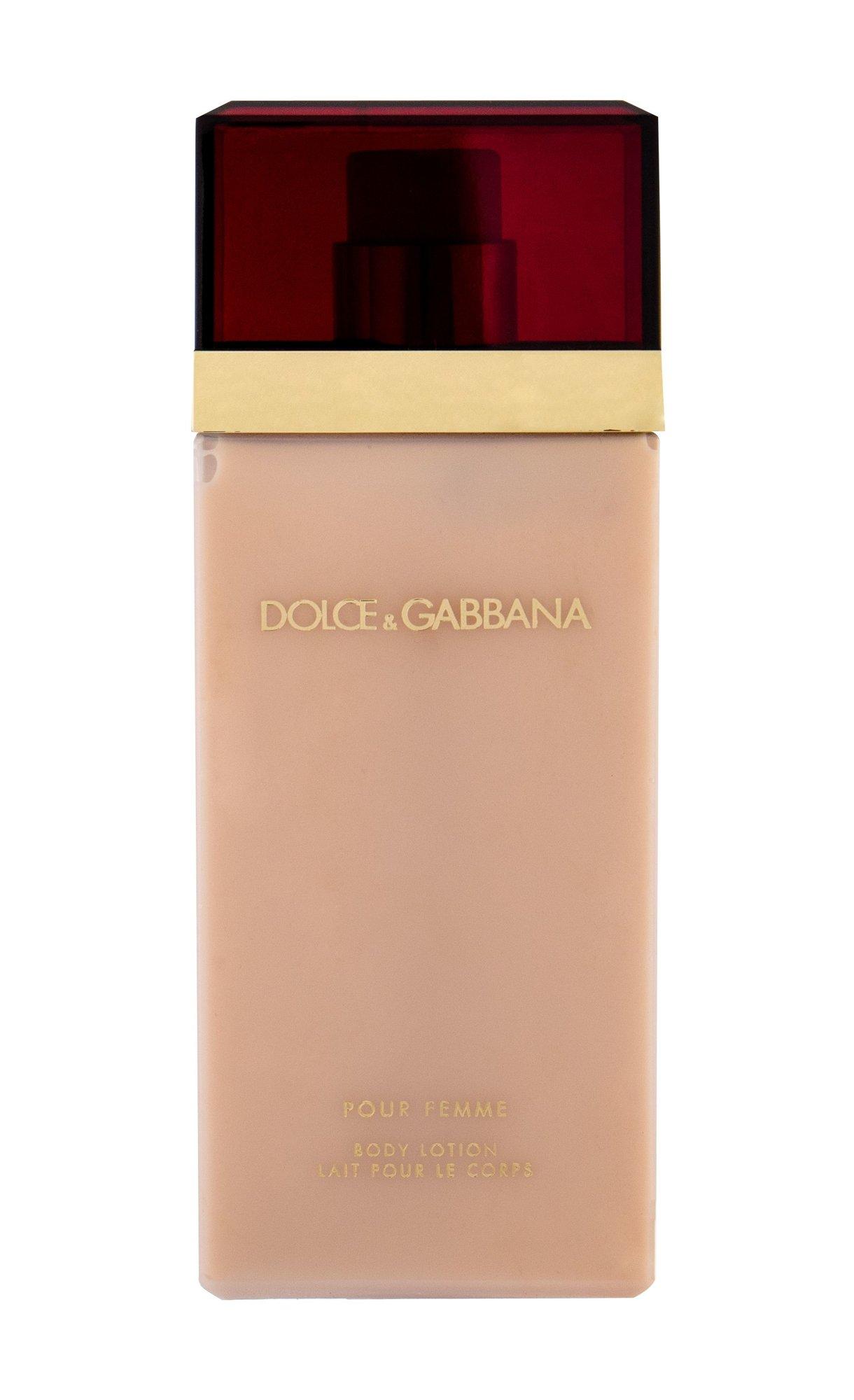 Dolce&Gabbana Pour Femme Body Lotion 250ml