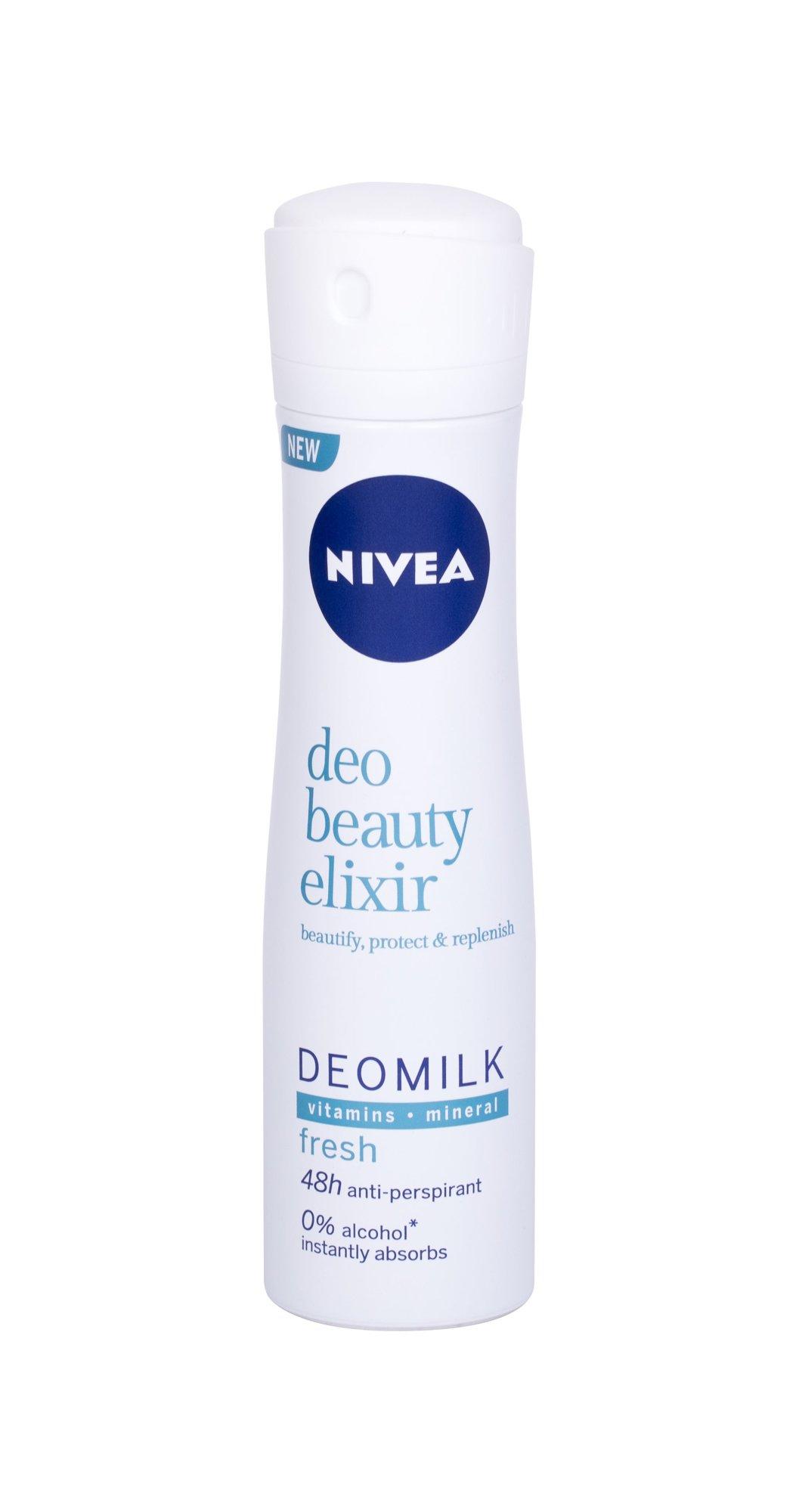 Nivea Deo Beauty Elixir Antiperspirant 150ml