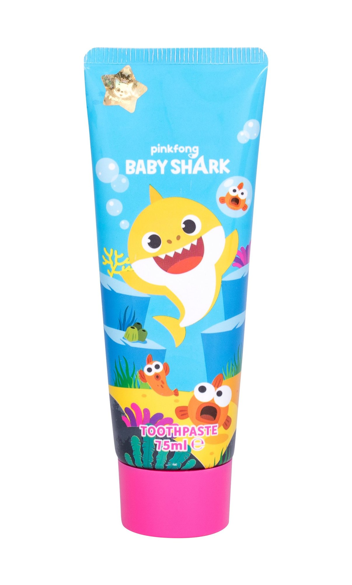 Pinkfong Baby Shark Toothpaste 75ml