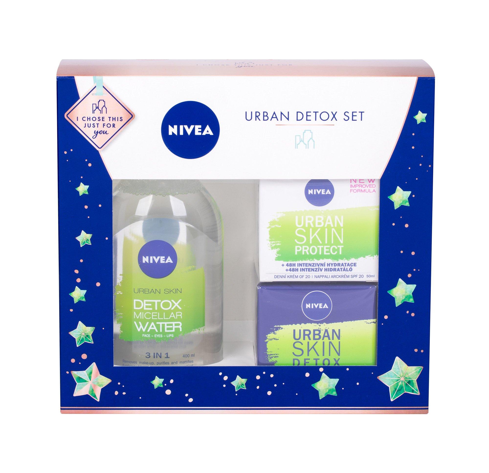 Nivea Urban Skin Day Cream 50ml