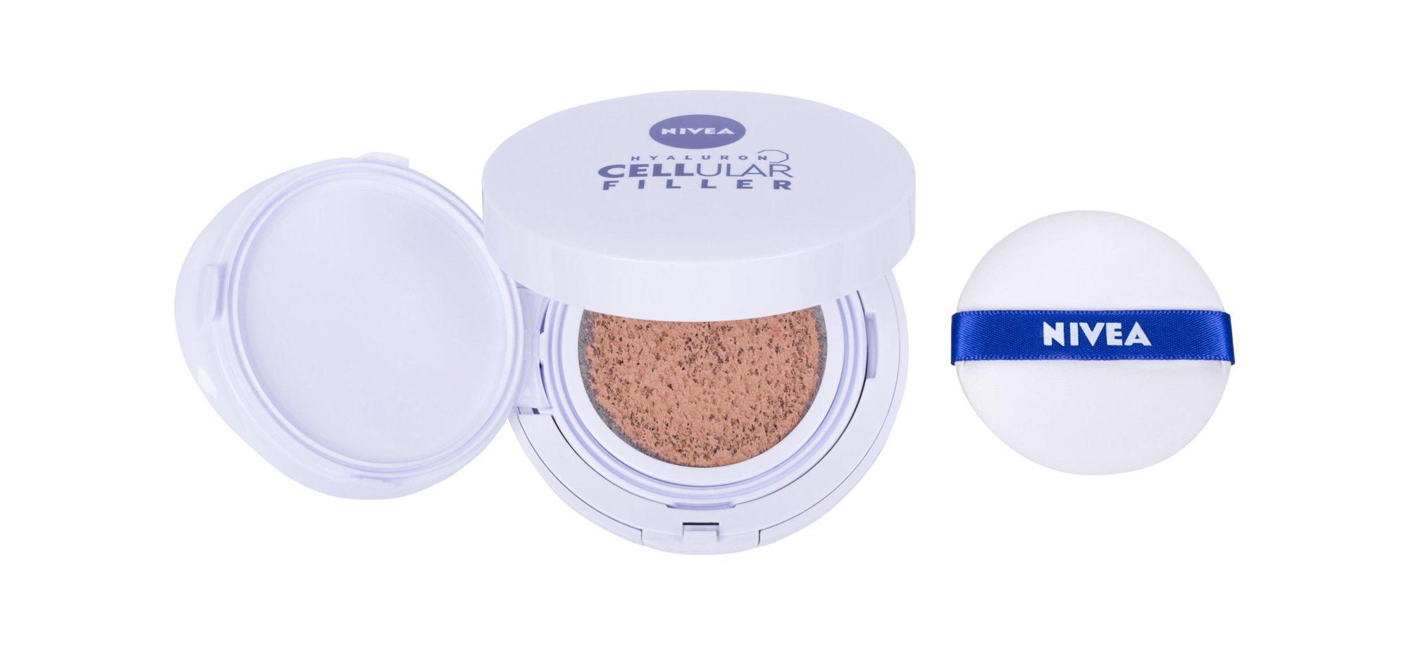 Nivea Hyaluron CELLular Filler Makeup 15ml 01 Light