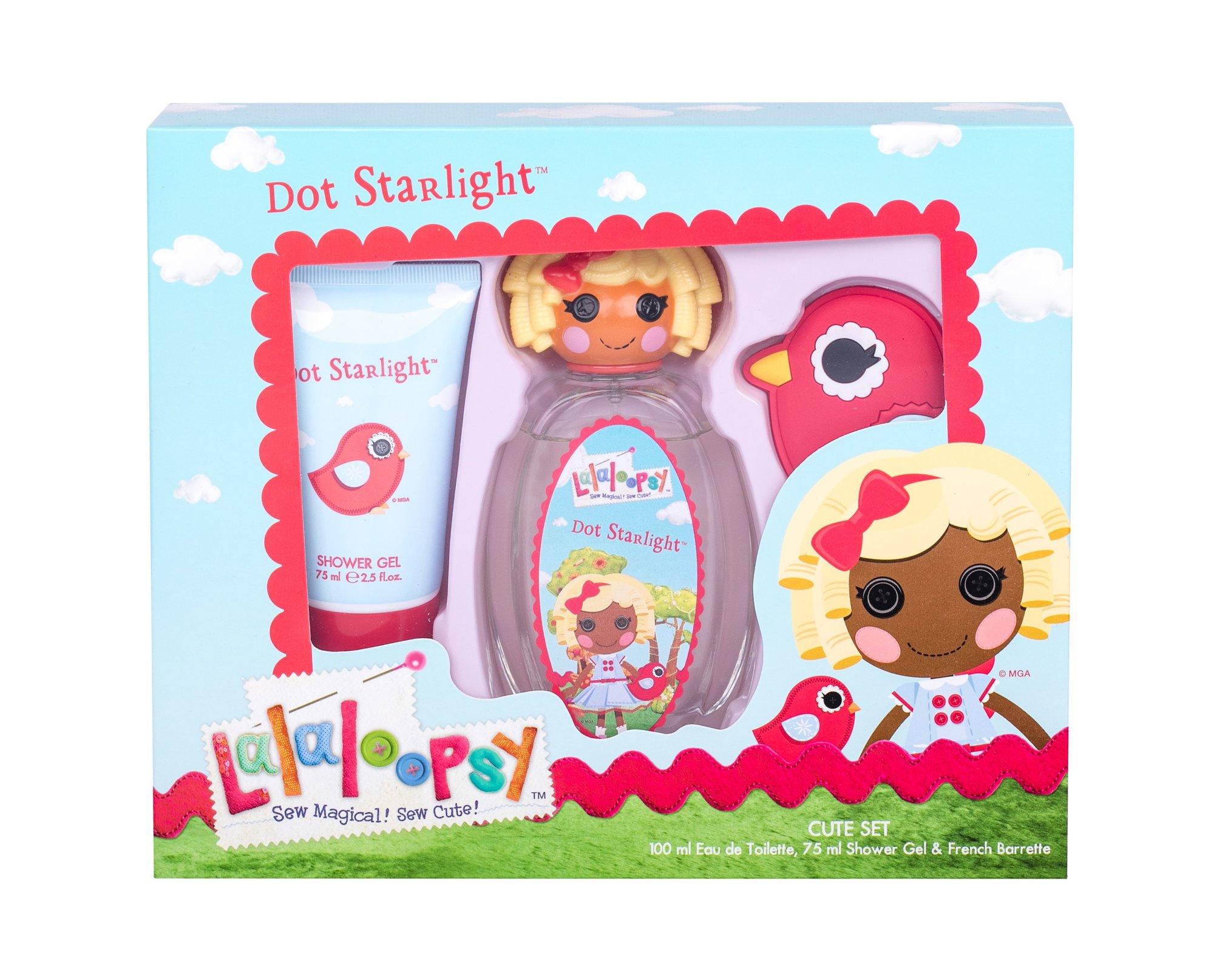 Lalaloopsy Dot Starlight Eau de Toilette 100ml