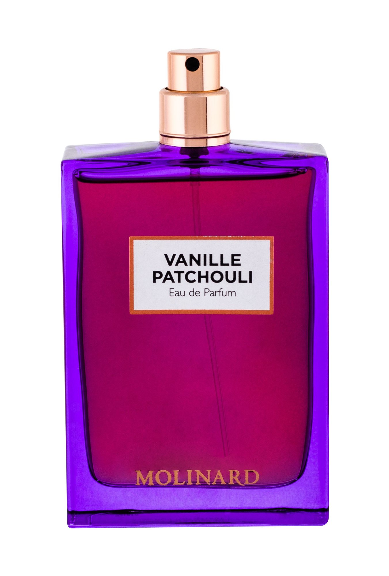 Molinard Les Elements Collection Eau de Parfum 75ml  Vanille Patchouli