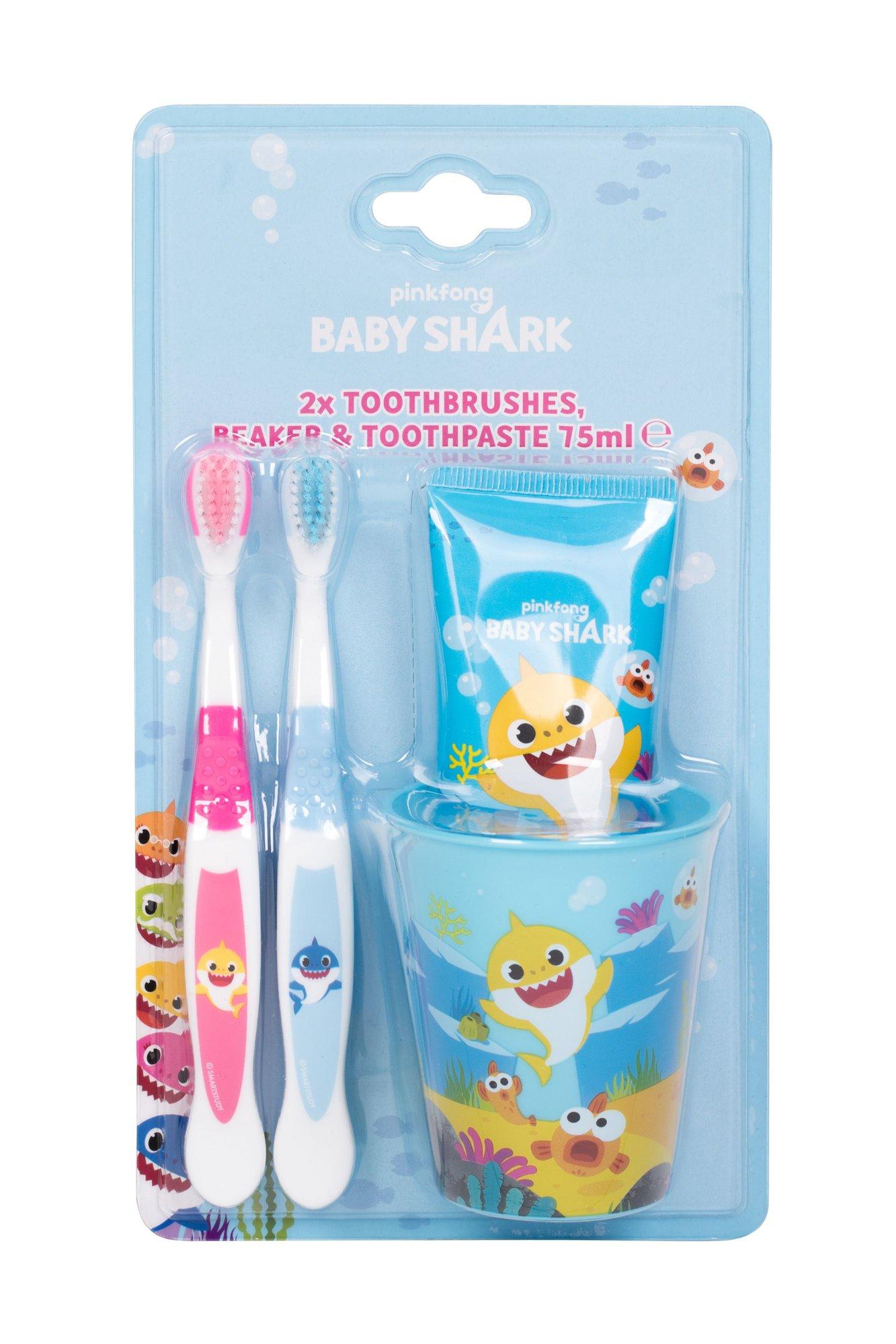 Pinkfong Baby Shark Toothbrush 2ml