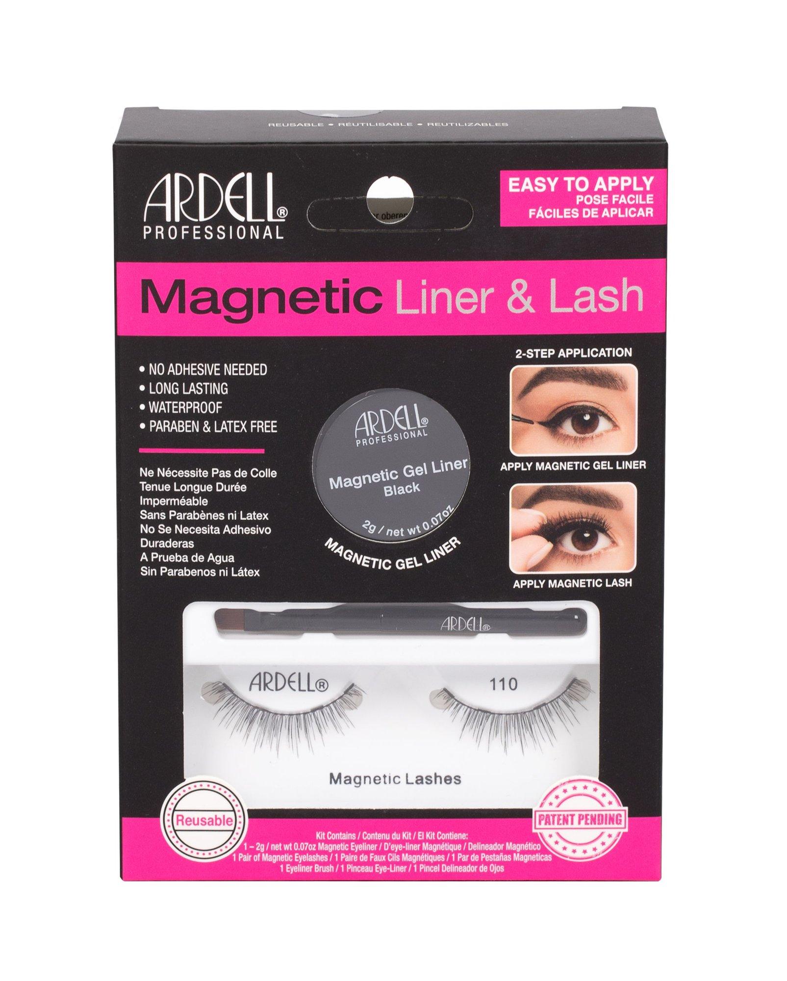 Ardell Magnetic Liner & Lash False Eyelashes 1ml Black