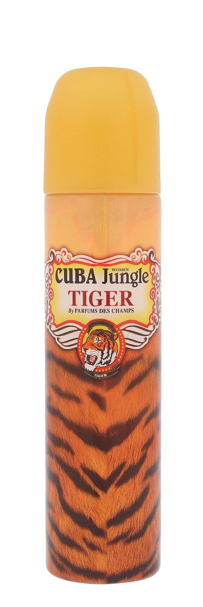 Cuba Tiger Eau de Parfum 100ml
