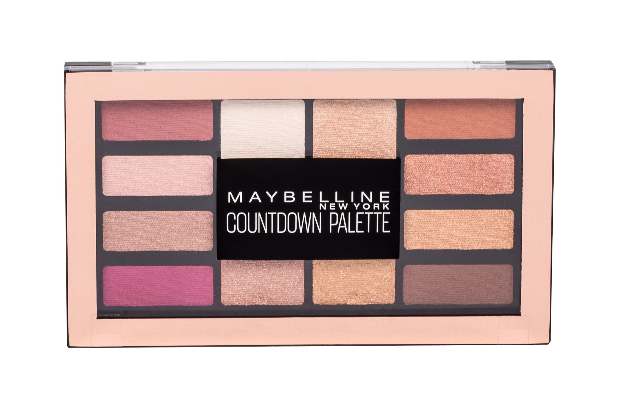 Maybelline Countdown Palette Eye Shadow 12ml 01