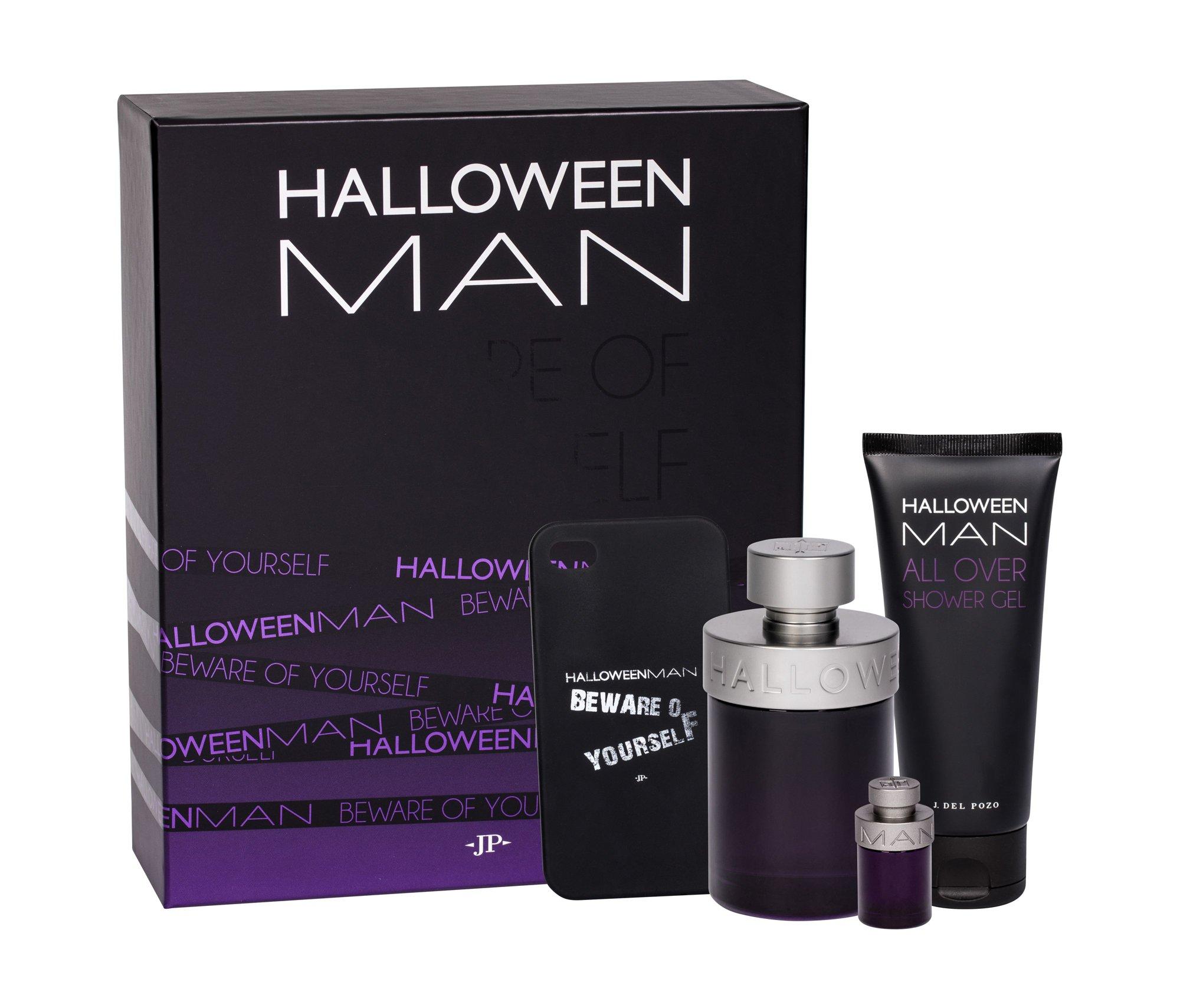 Jesus Del Pozo Halloween Man Eau de Toilette 125ml