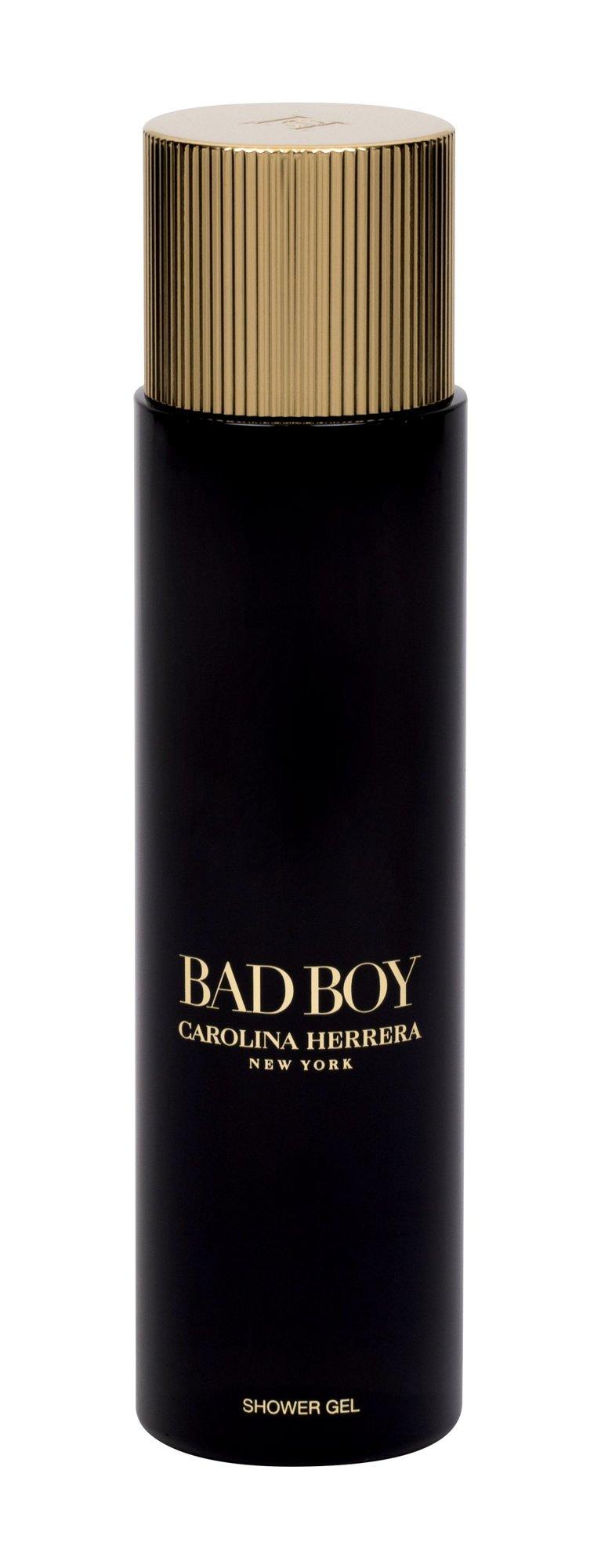 Carolina Herrera Bad Boy Shower Gel 200ml