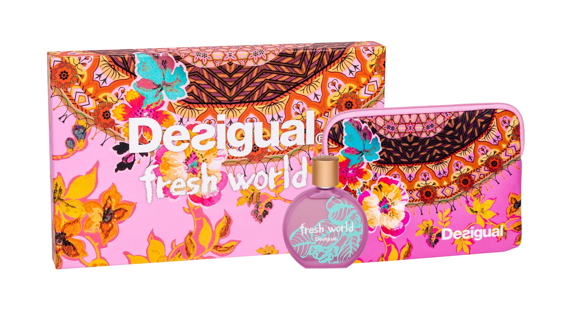 Desigual Fresh World Eau de Toilette 100ml