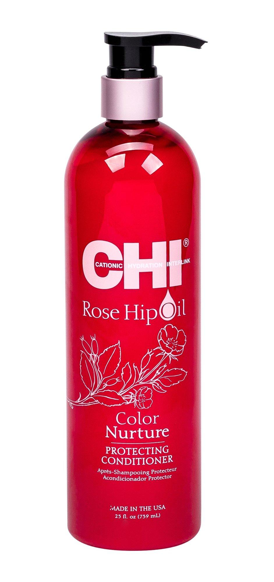 Farouk Systems CHI Rose Hip Oil Conditioner 739ml