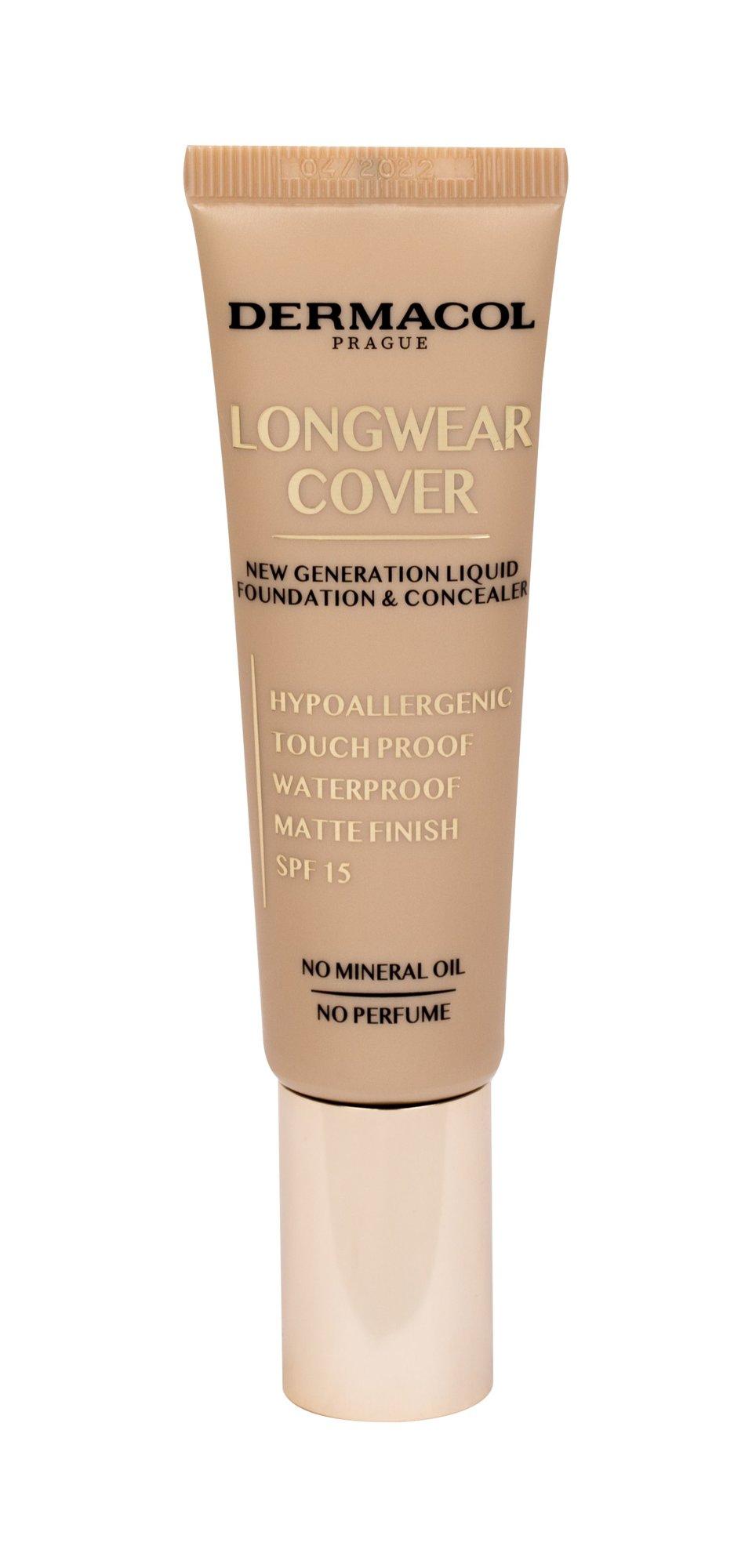 Dermacol Longwear Cover Makeup 30ml Sand
