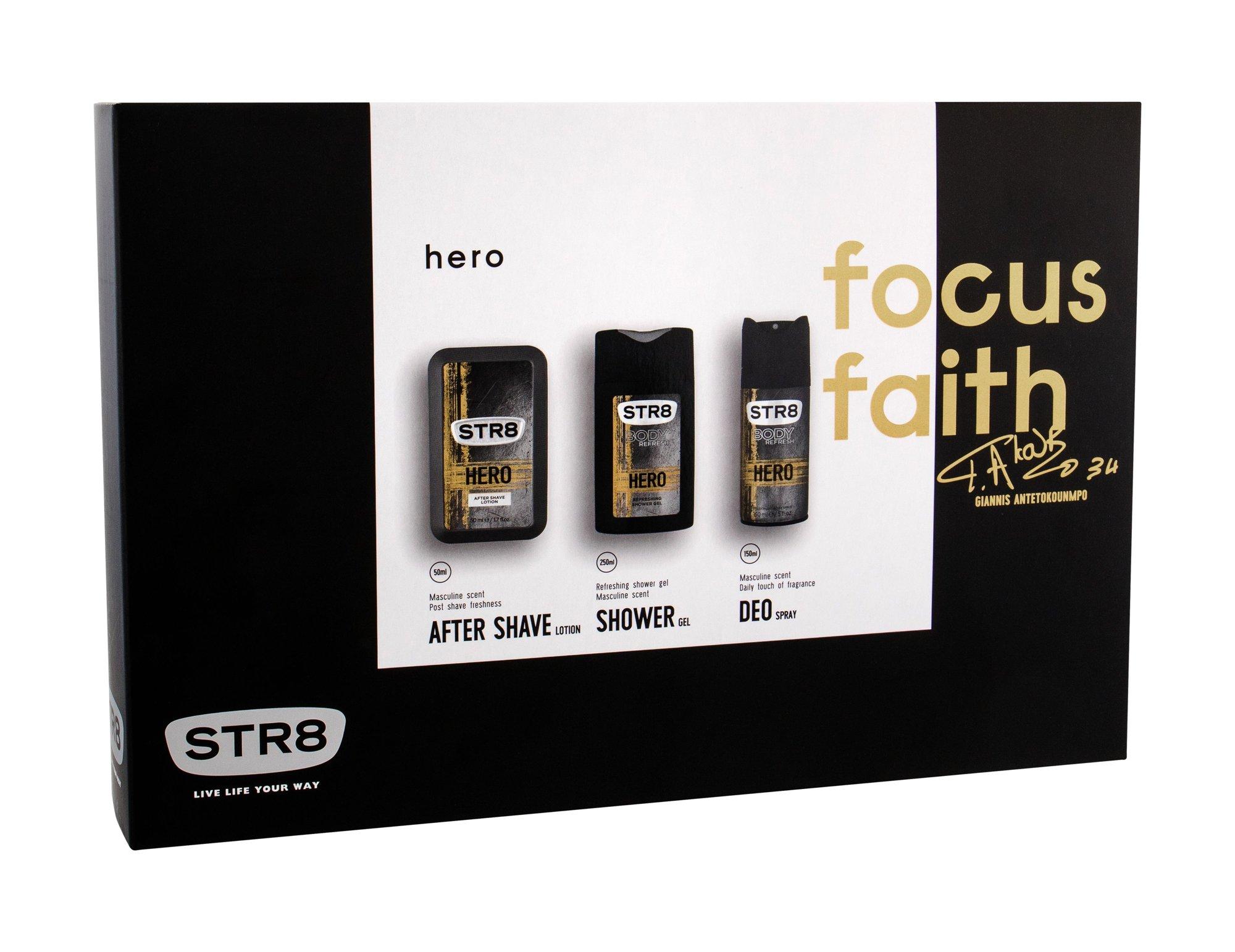 STR8 Hero Aftershave Water 50ml
