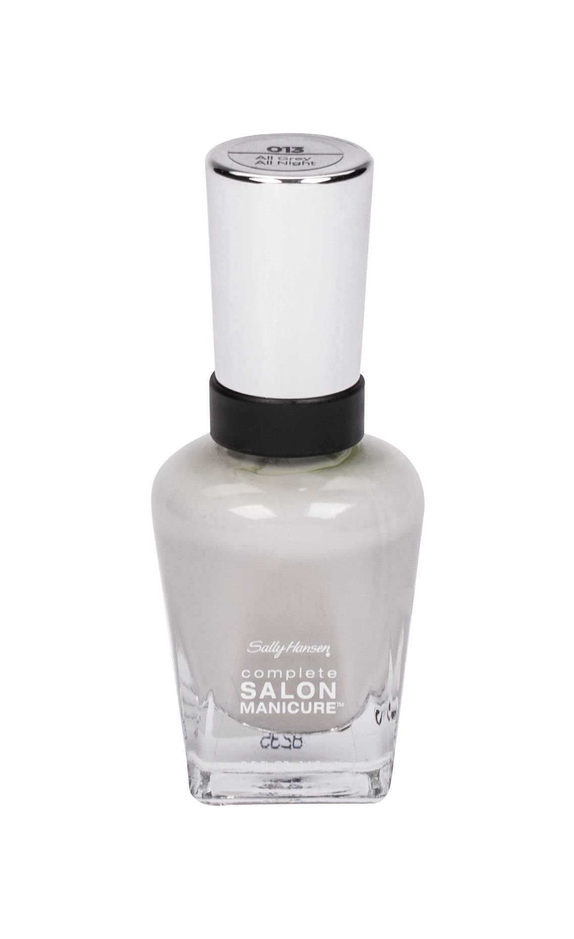 Sally Hansen Complete Salon Manicure Nail Polish 14,7ml 013 All Grey