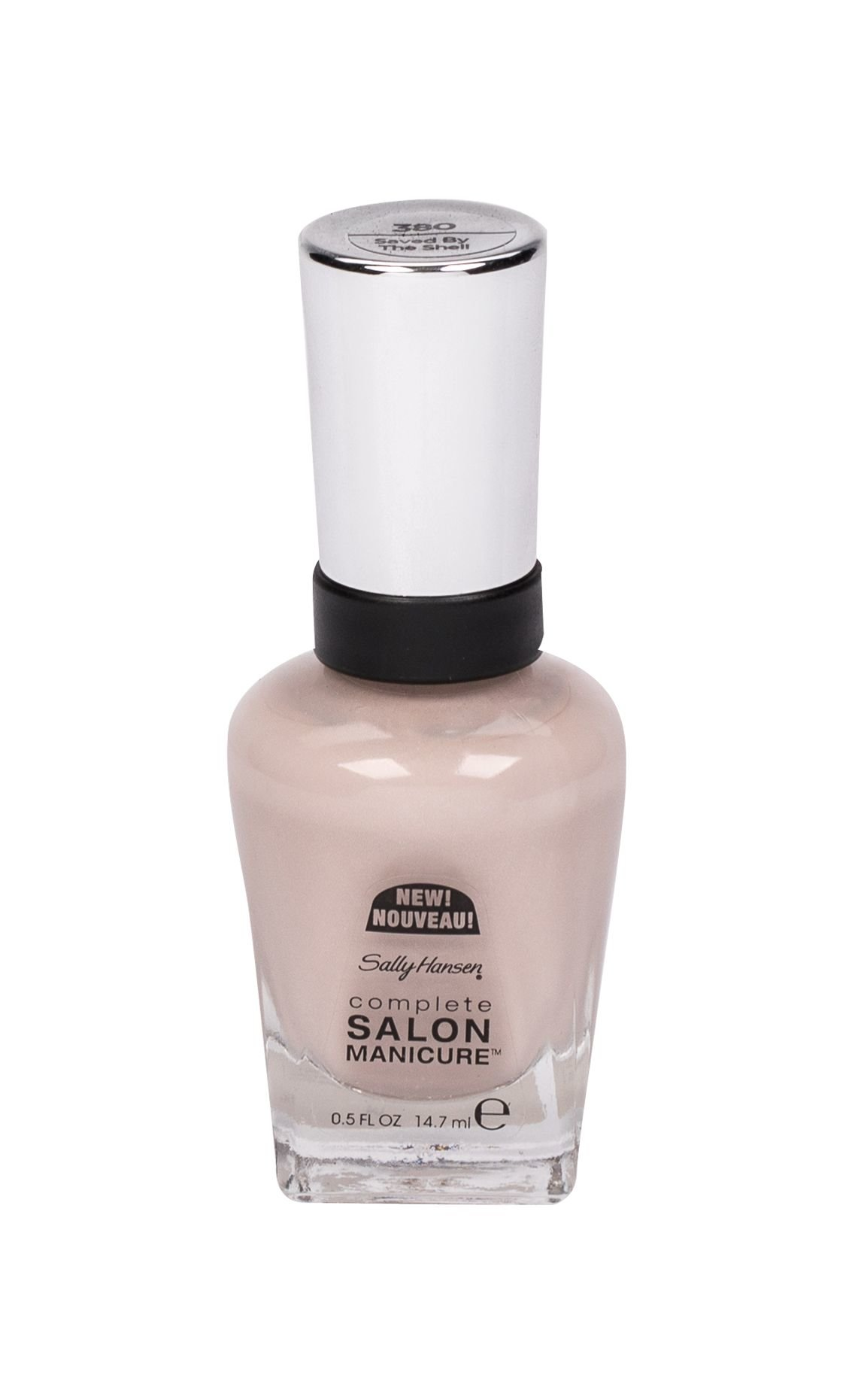 Sally Hansen Complete Salon Manicure Nail Polish 14,7ml 380 Saved By The Shell
