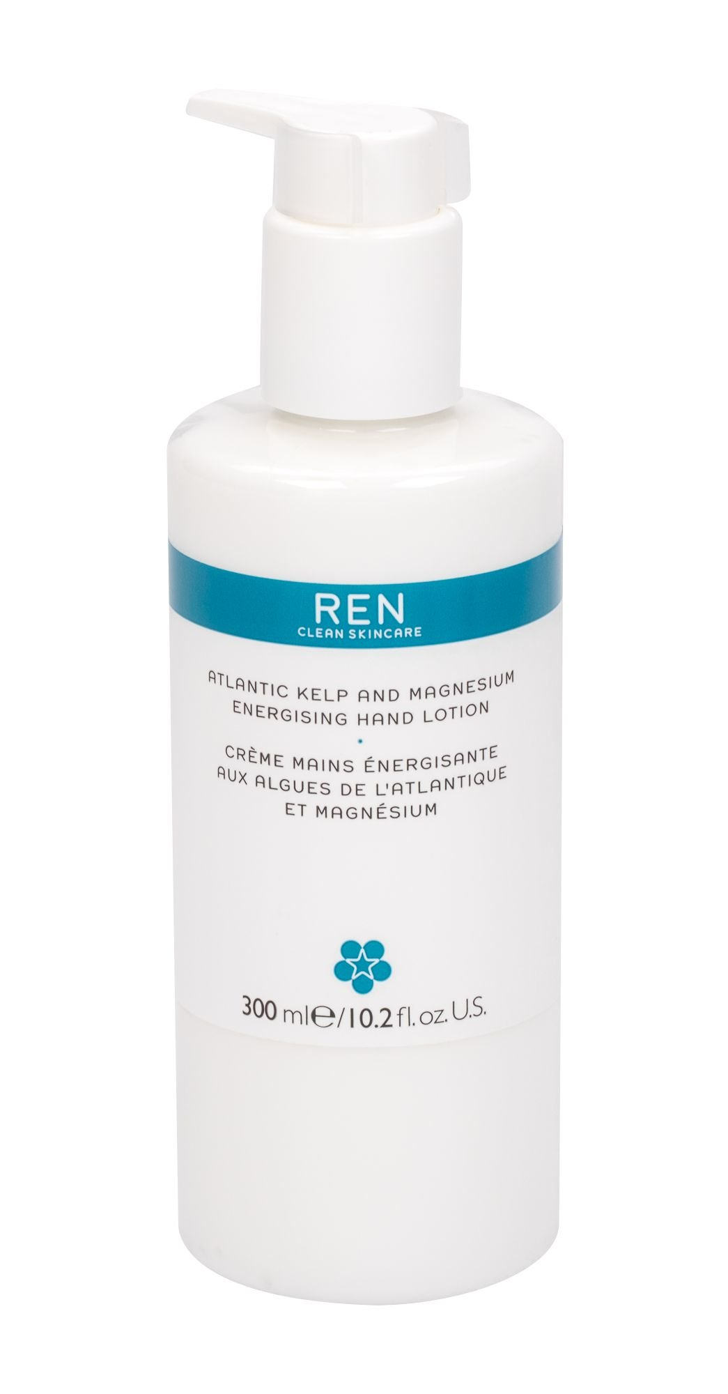 Ren Clean Skincare Hand Care Hand Cream 300ml  Energising Hand Lotion