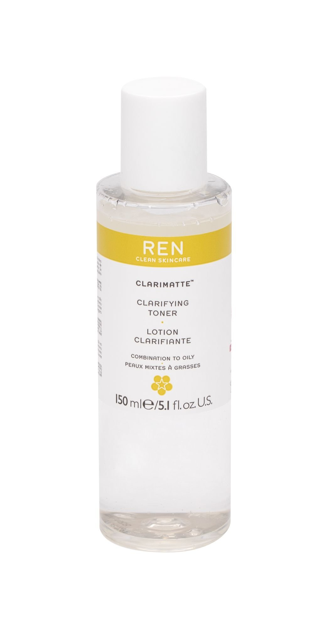 Ren Clean Skincare Clarimatte Cleansing Water 150ml