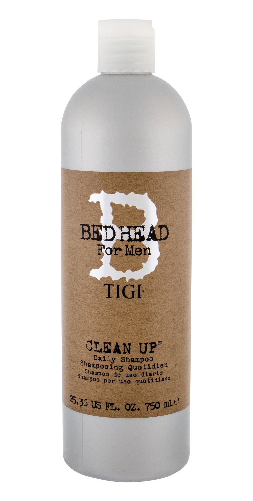 Tigi Bed Head Men Shampoo 750ml