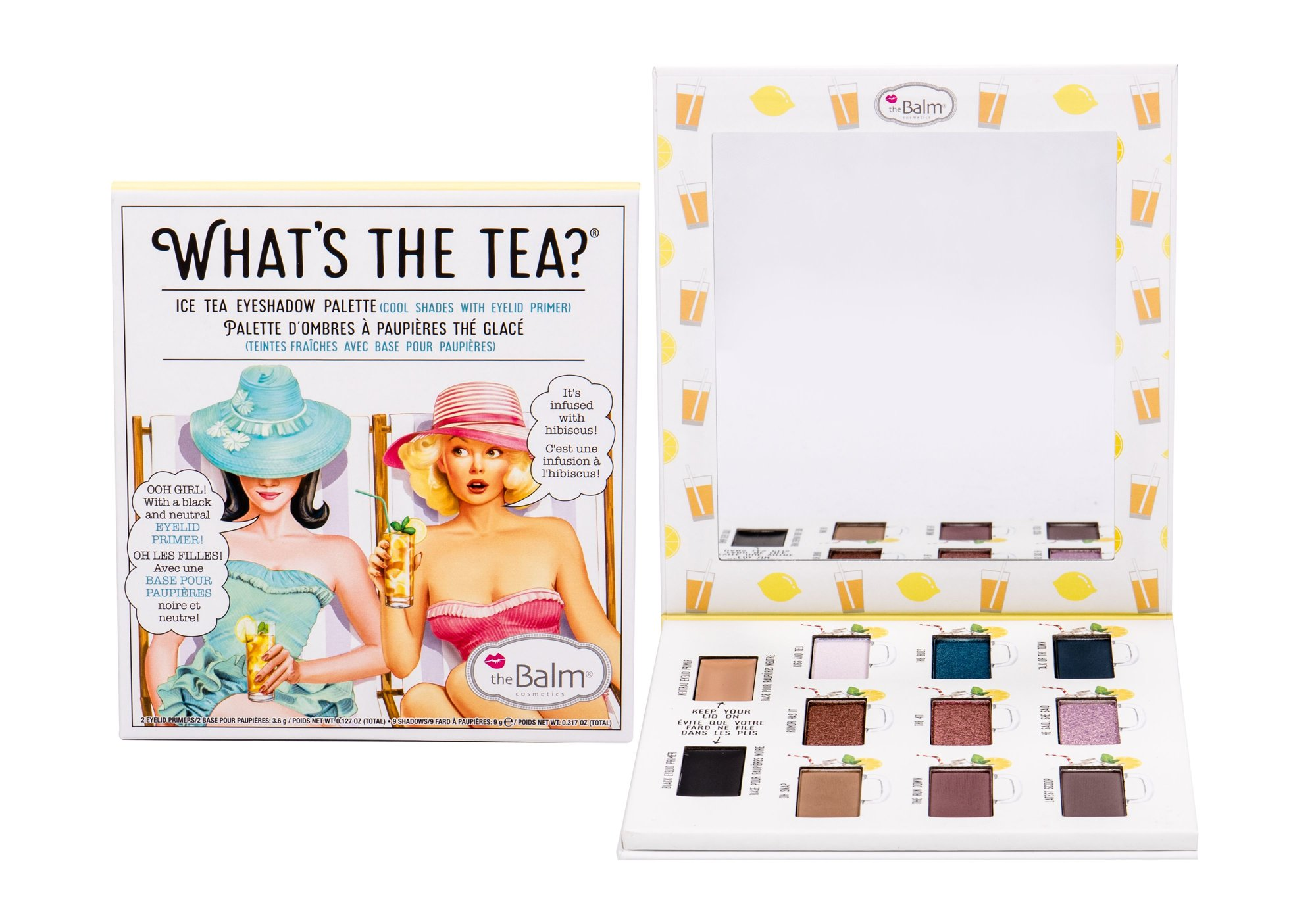 TheBalm What´s the Tea? Eye Shadow 12,6ml