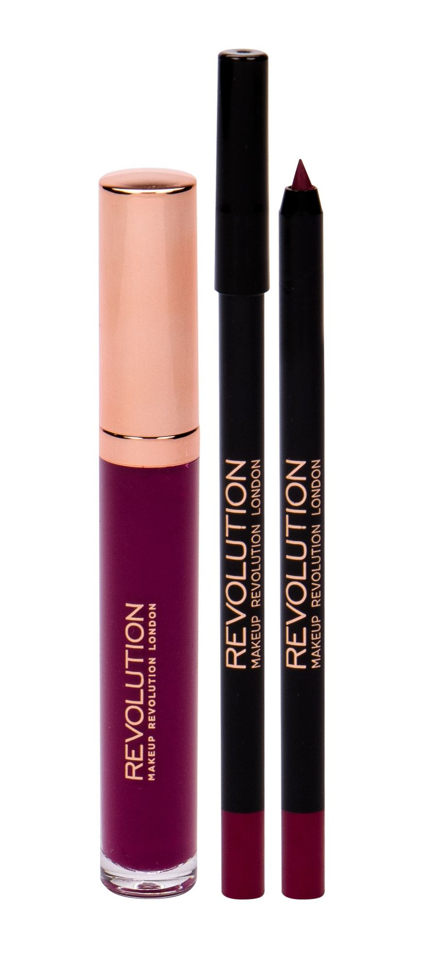 Priemonė lūpoms Makeup Revolution London Retro Luxe