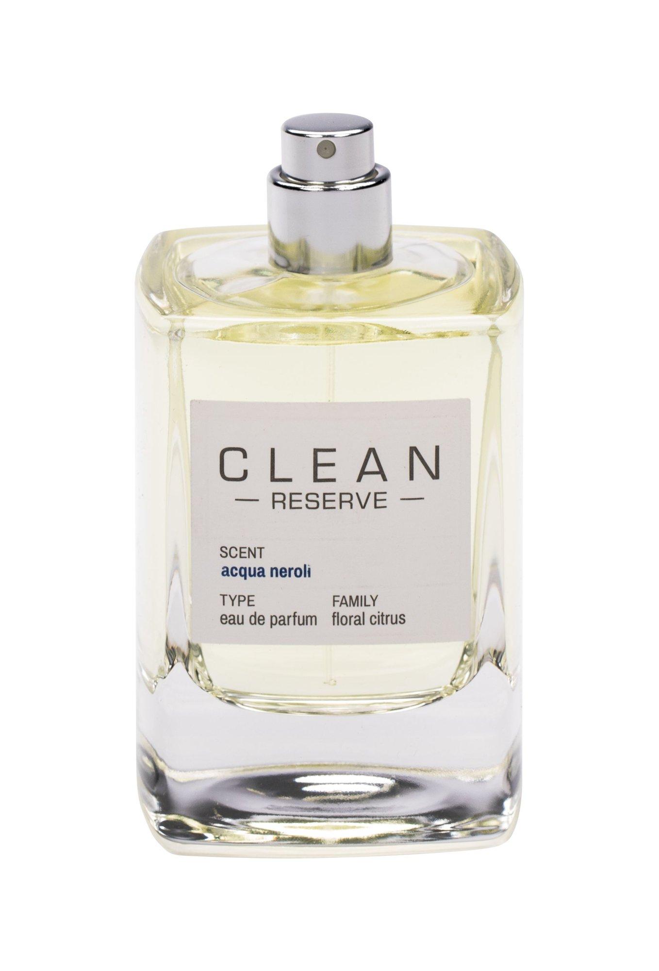 Clean Clean Reserve Collection Eau de Parfum 100ml  Acqua Neroli