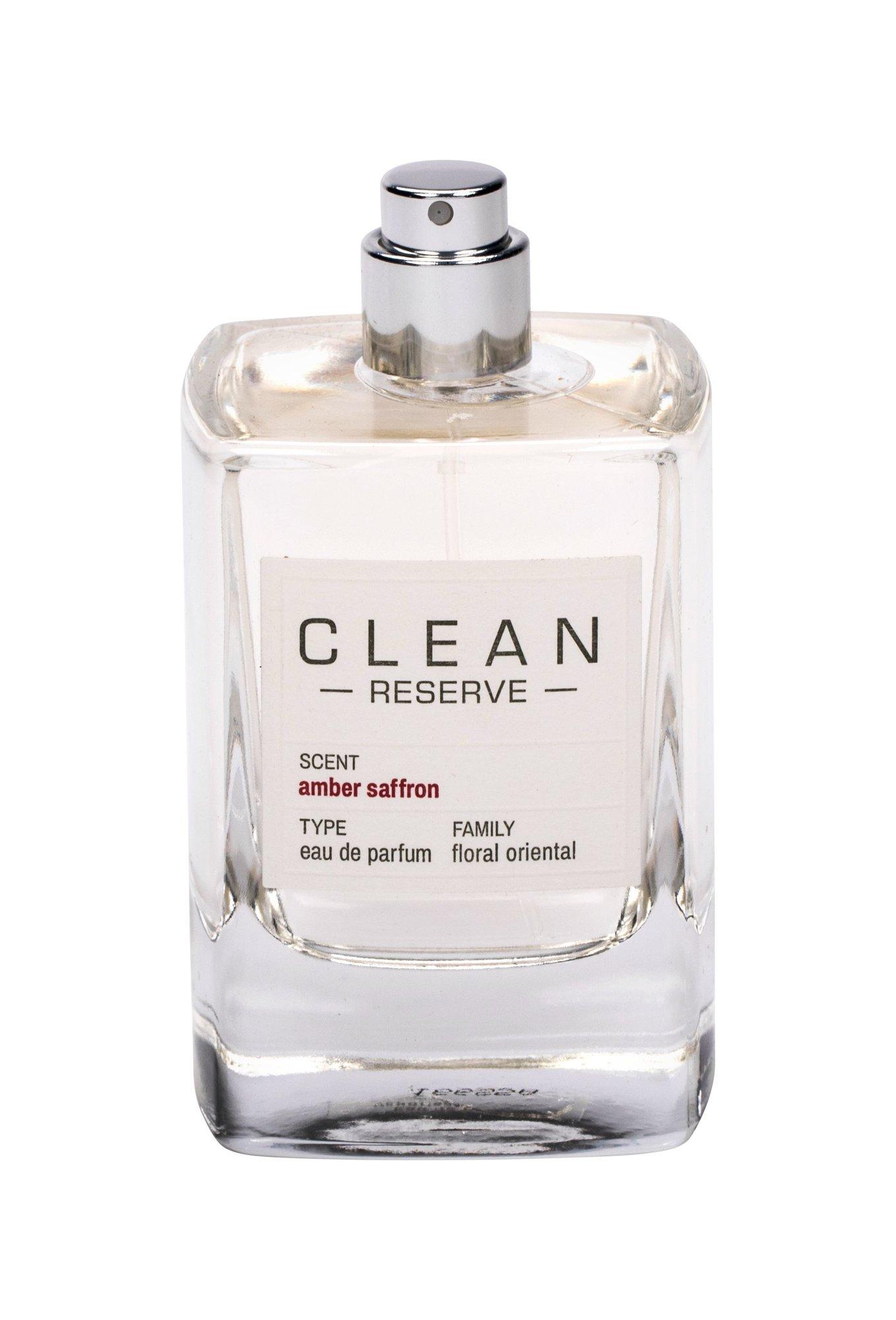 Clean Clean Reserve Collection Eau de Parfum 100ml  Amber Saffron