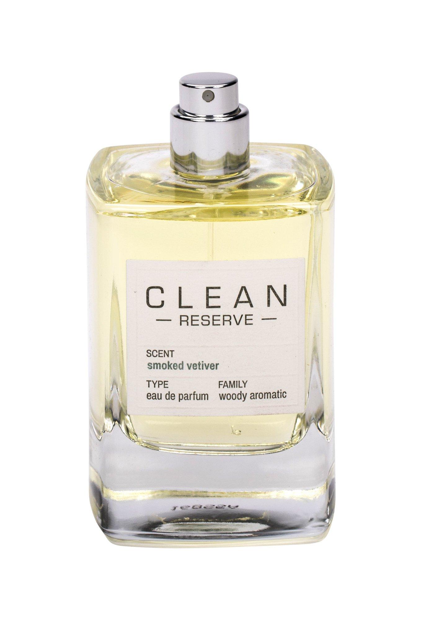 Clean Clean Reserve Collection Eau de Parfum 100ml  Smoked Vetiver