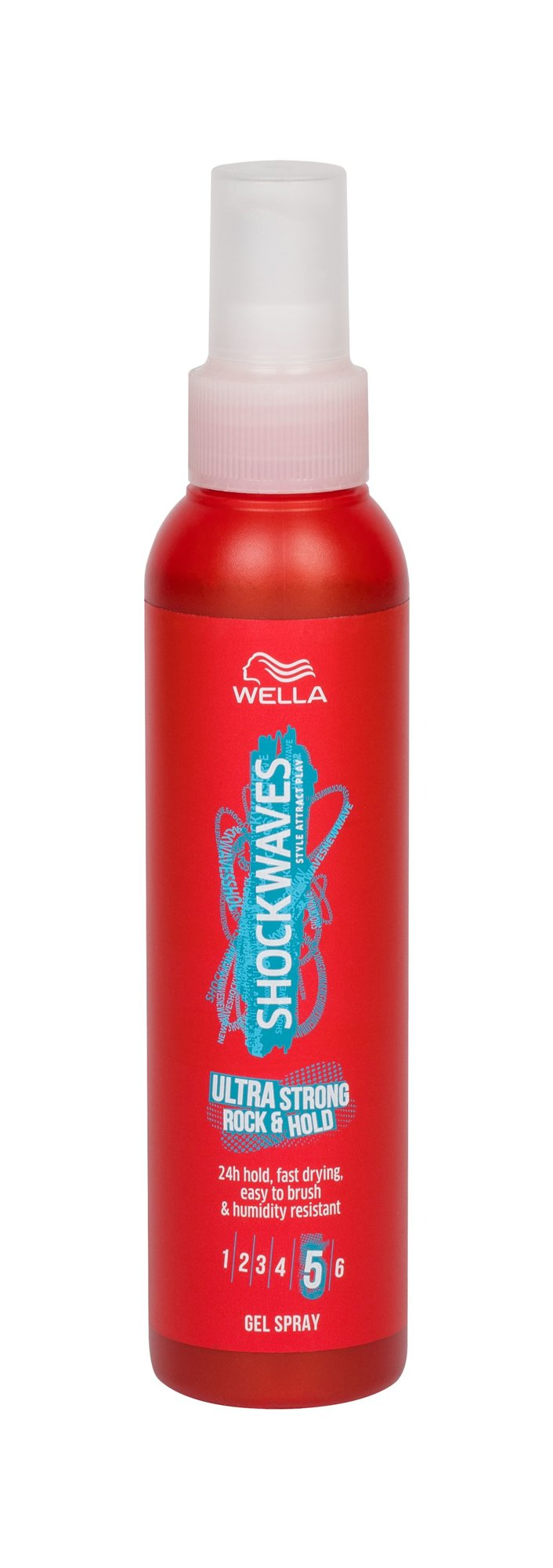 Wella Shockwaves Hair Spray 150ml
