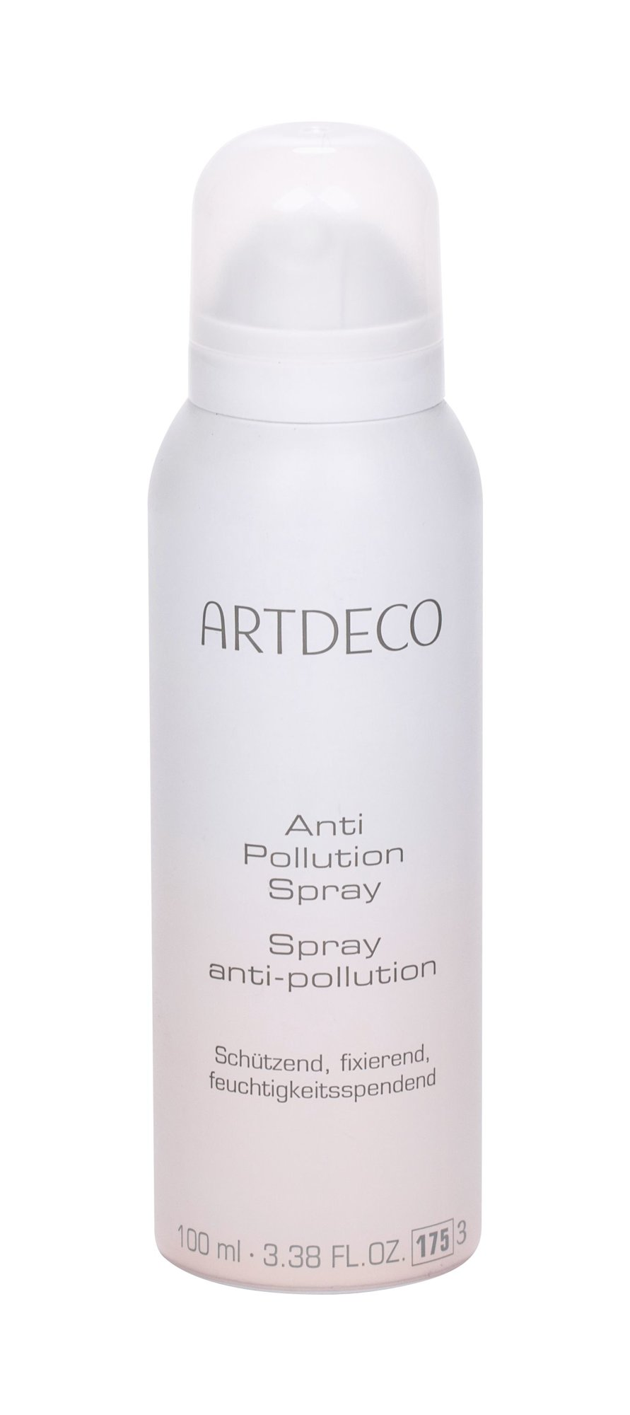 Artdeco Anti Pollution Spray Facial Lotion and Spray 100ml