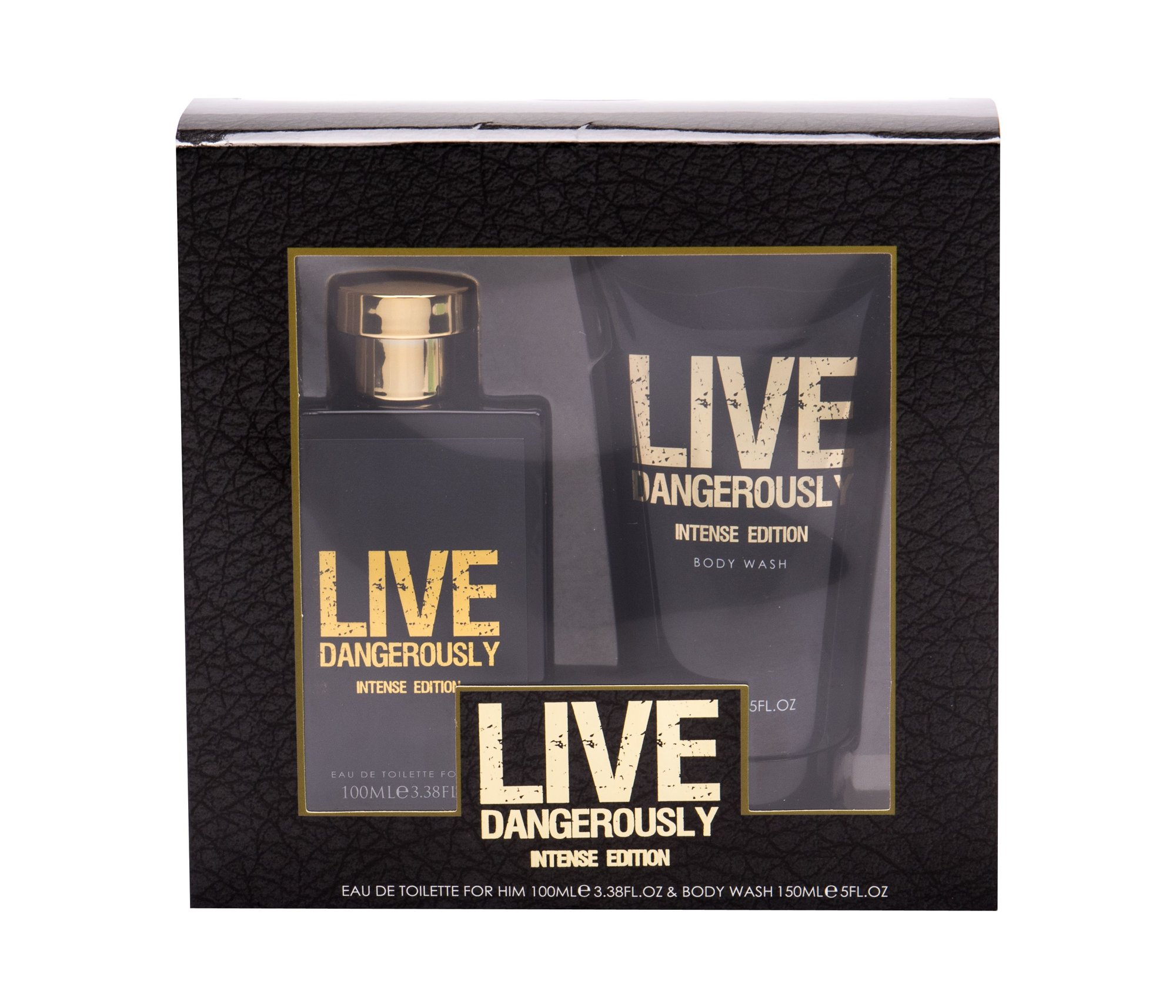 Live Dangerously Intense Edition Eau de Toilette 100ml