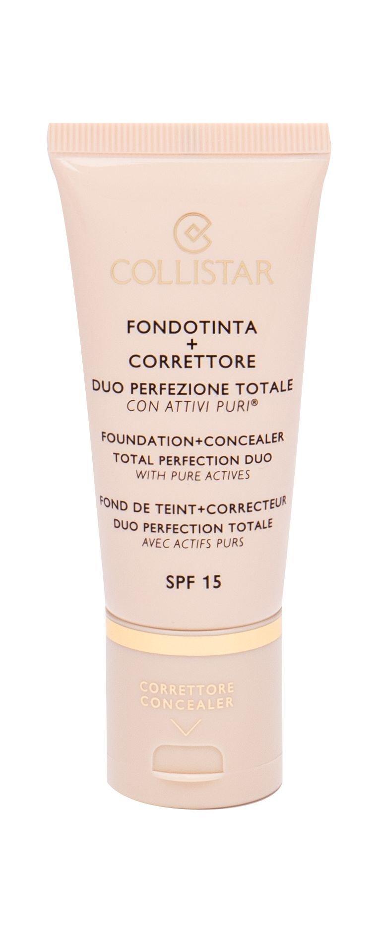 Collistar Foundation + Concealer Makeup 30ml 1