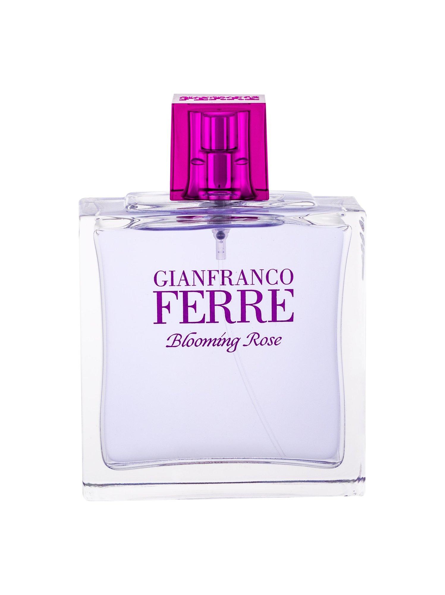 Gianfranco Ferré Blooming Rose Eau de Toilette 100ml