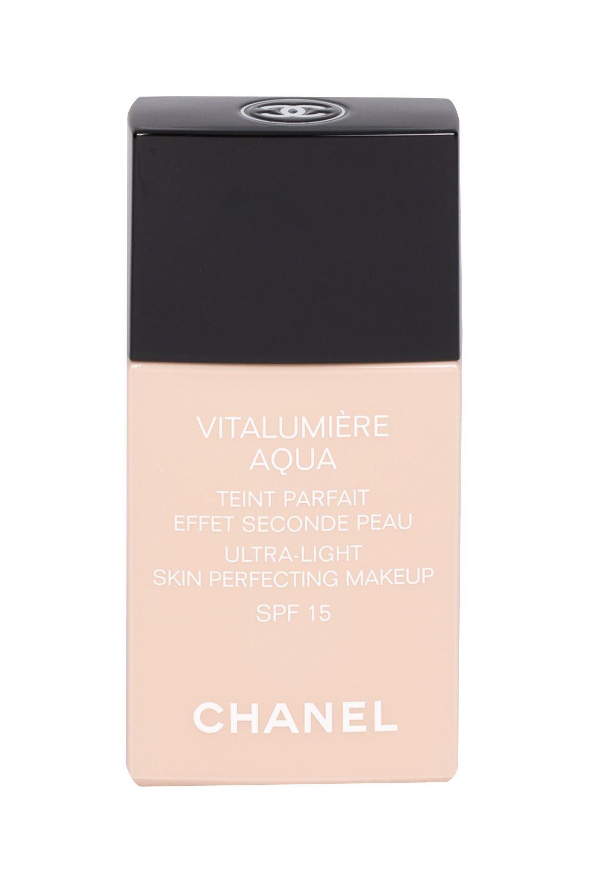 Chanel Vitalumiere Aqua Makeup 30ml 50 Beige